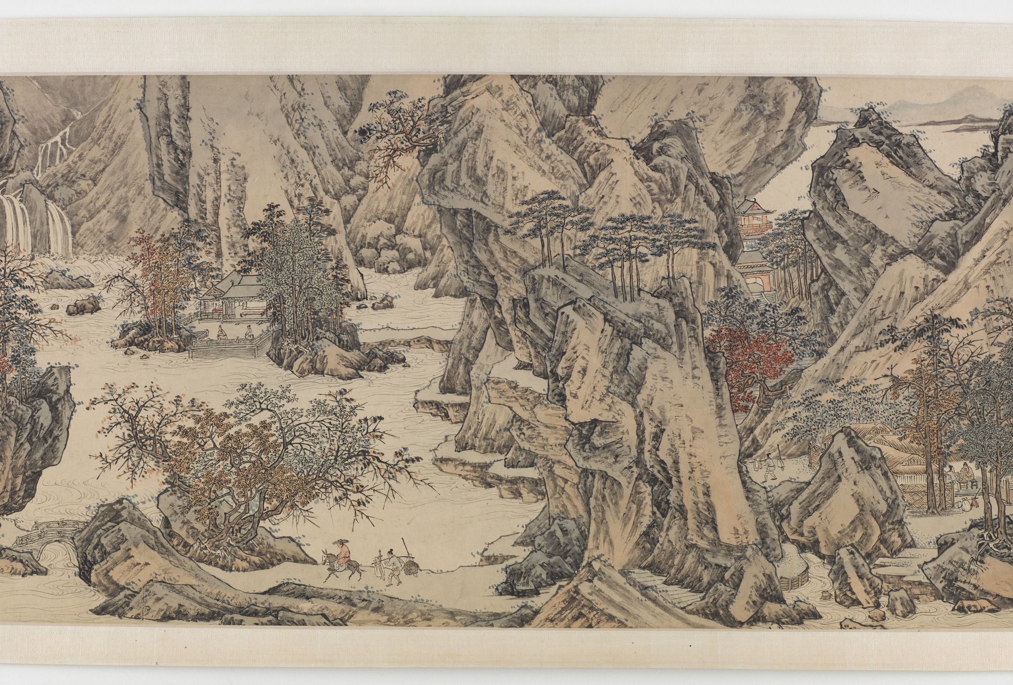 section 9: Landscape in the Style of Li Tang