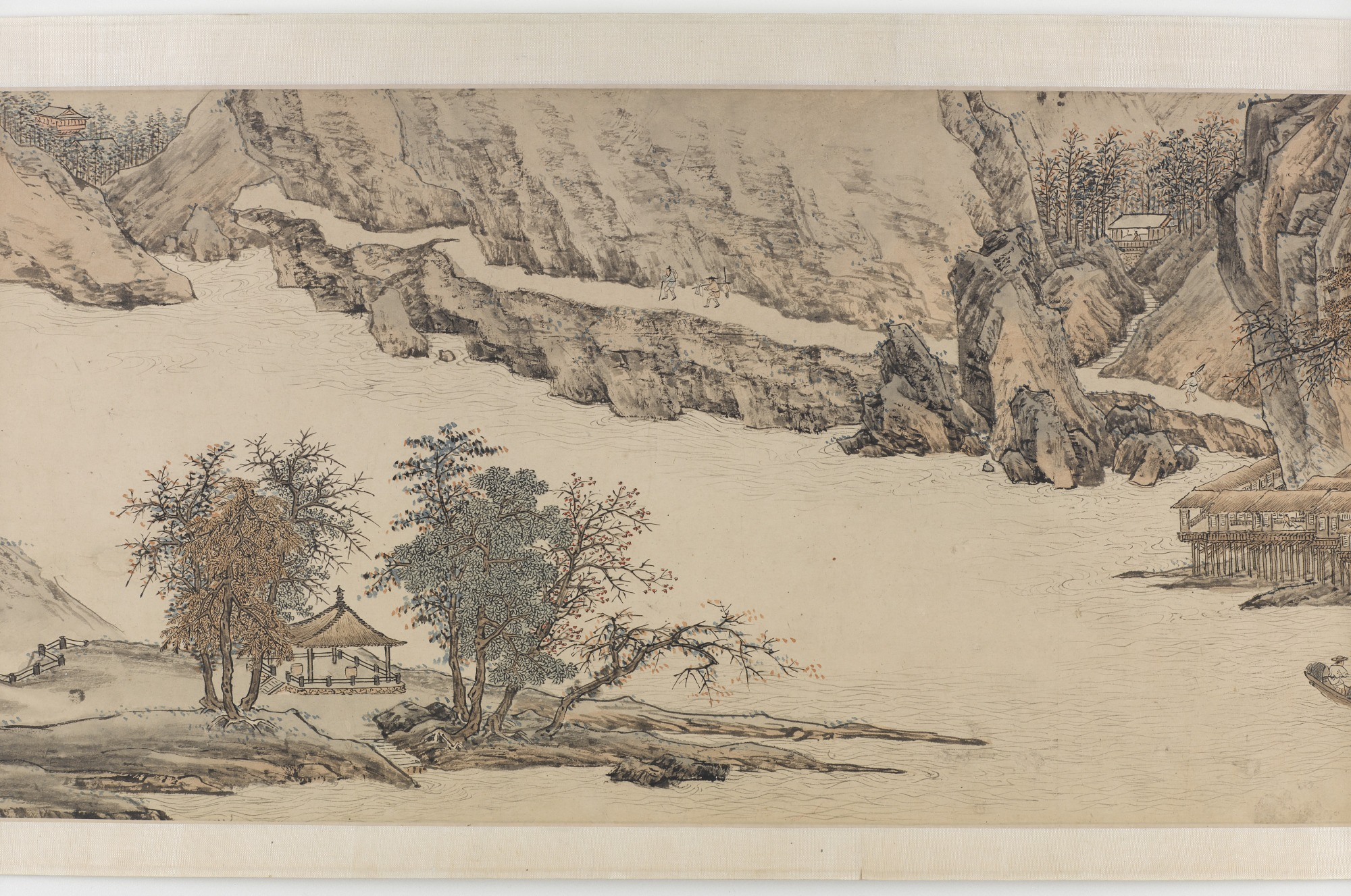 section 11: Landscape in the Style of Li Tang