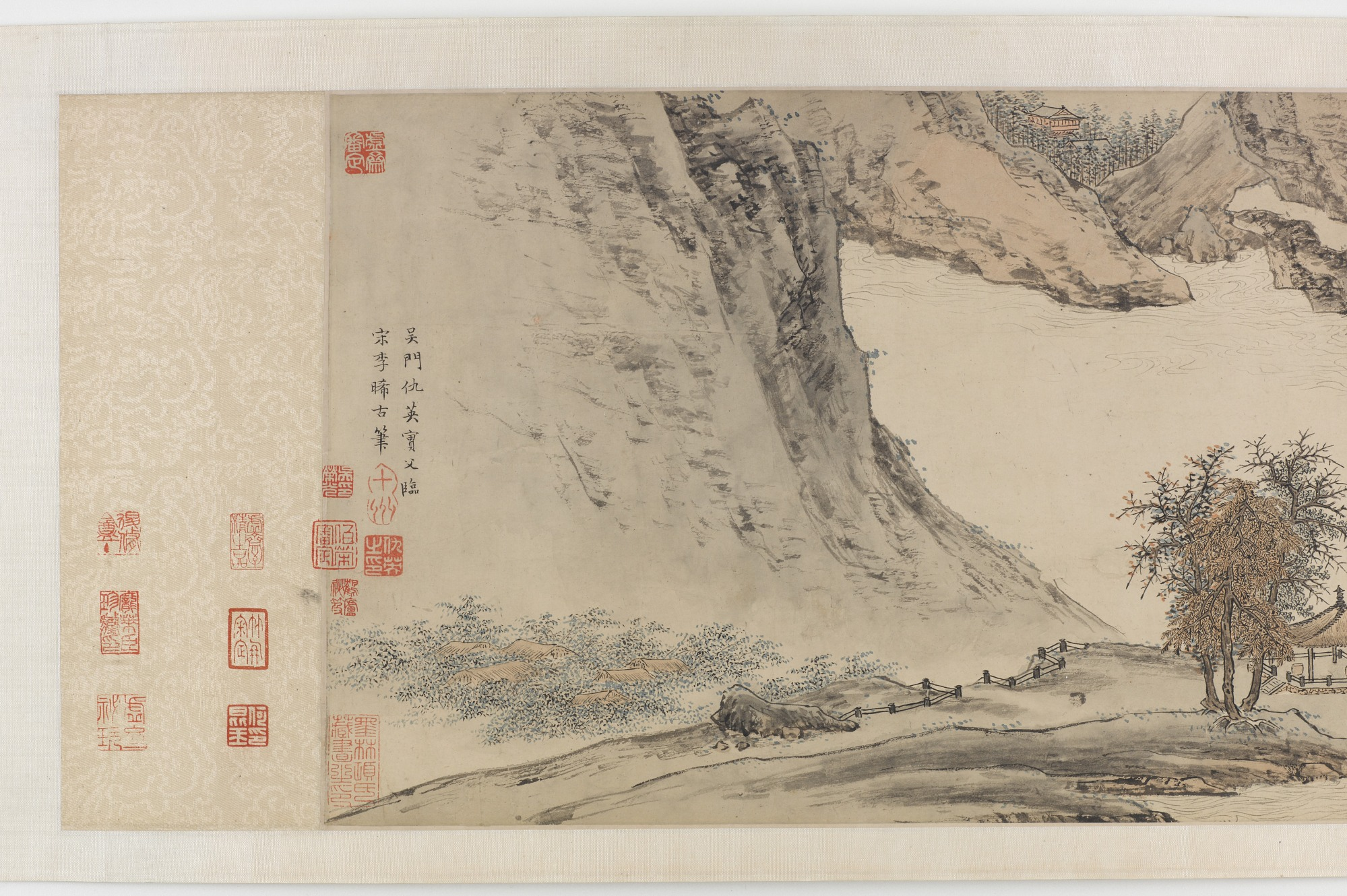 section 12: Landscape in the Style of Li Tang
