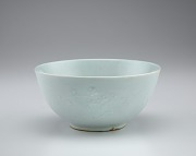 Bowl with floral spray decoration in relief, profile