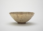 Bowl with incised and combed decoration, Dongan type ware
