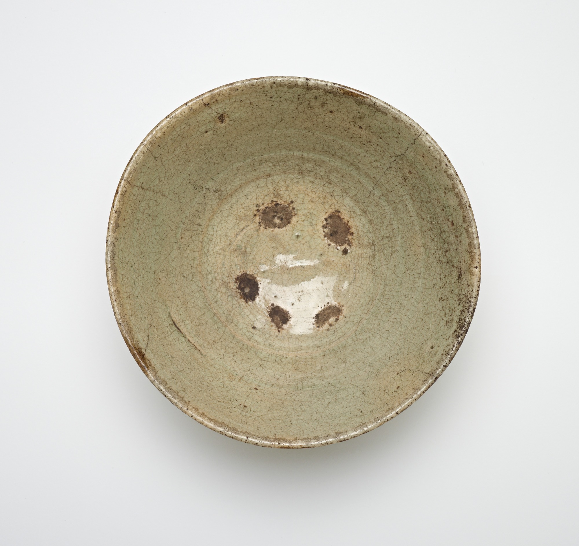 interior: Tea bowl