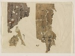 Fragments found inside Standing Buddha (F71.6a)