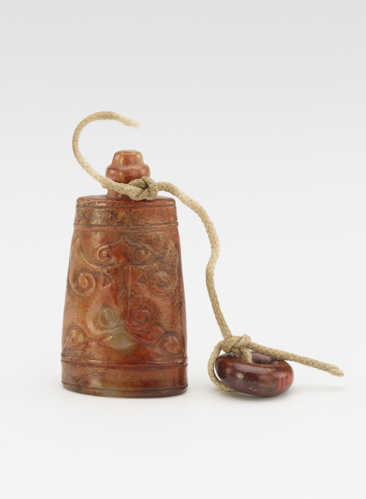 Miniature bell and ornament