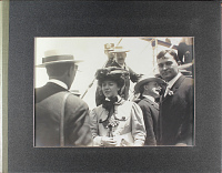 Photo Album presented to Miss Alice Roosevelt by The San Francisco Call, 1905.