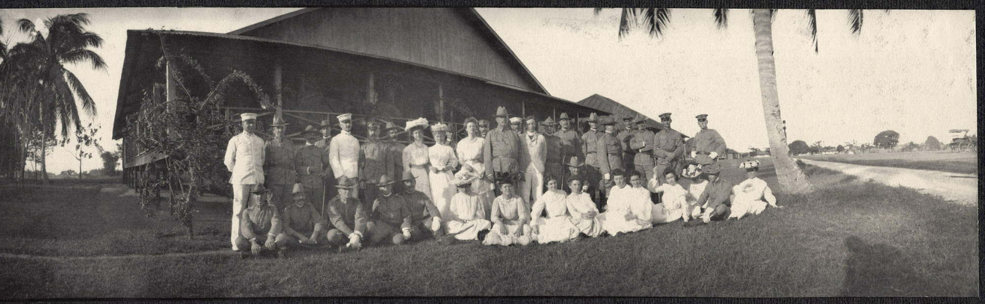 Mindanao: Americans at Camp Overton