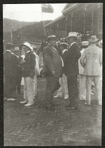 Hong Kong: William H. Taft at the racetrack