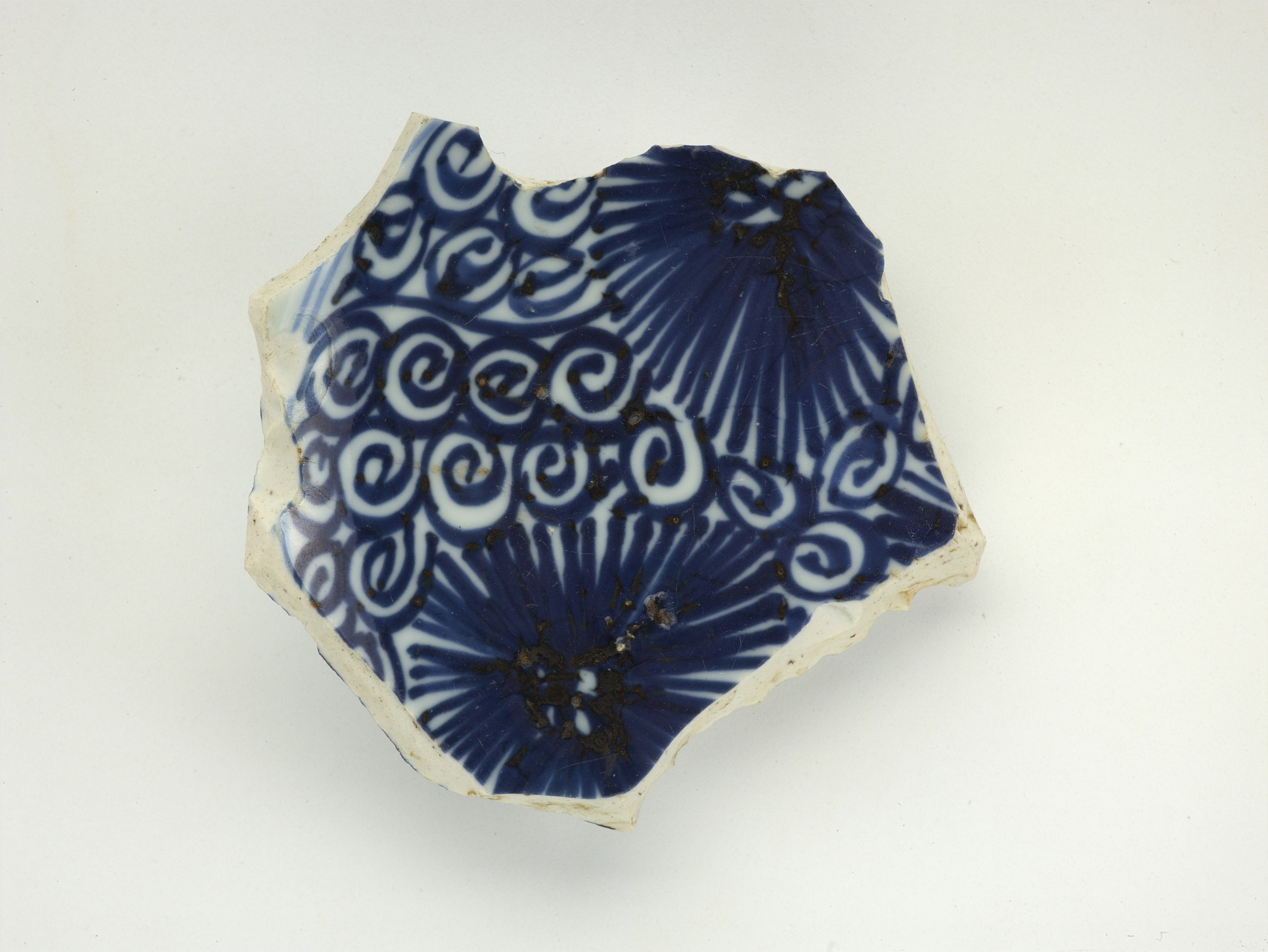 Pottery: unidentified form