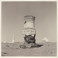 : Minaret at Mocha, Yemen, 1996