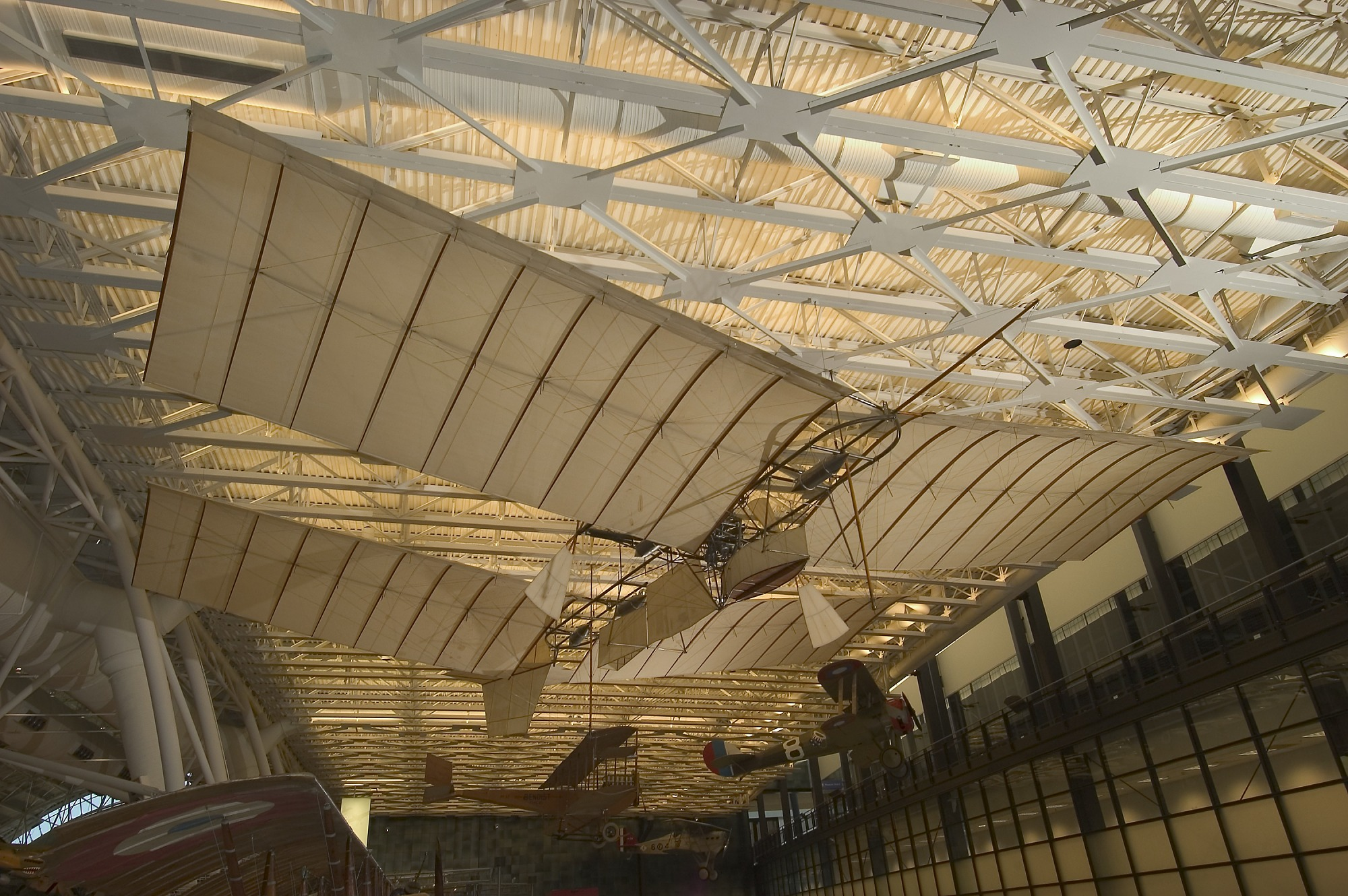 Image of : Langley Aerodrome A
