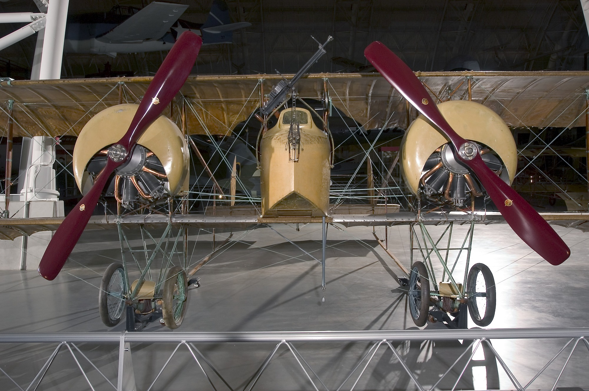 Image of : Caudron G-4