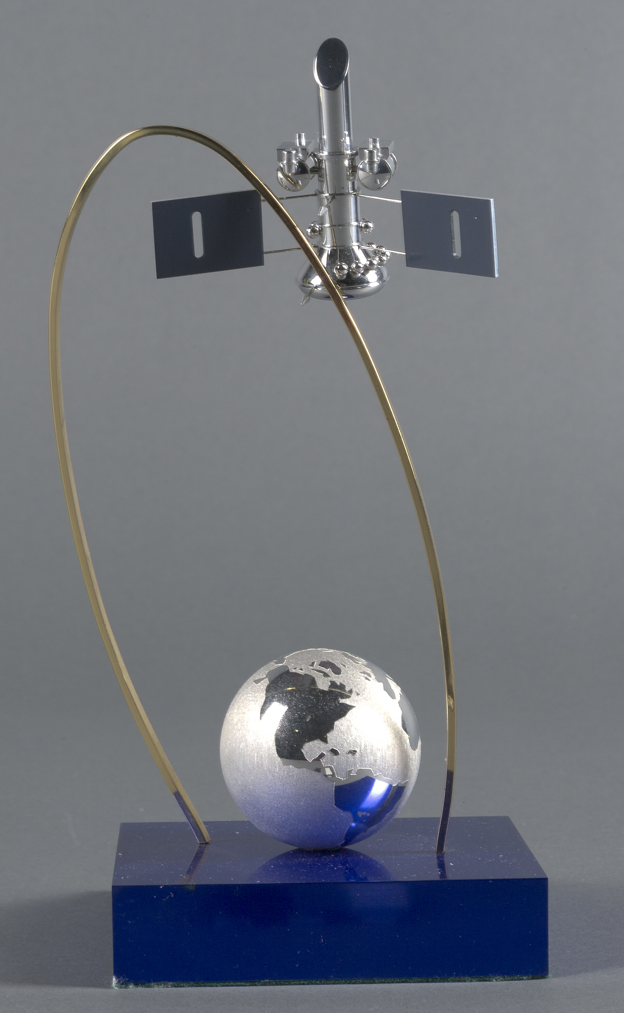 Image of : Satellite, Astrophysics, Granat, Commemorative