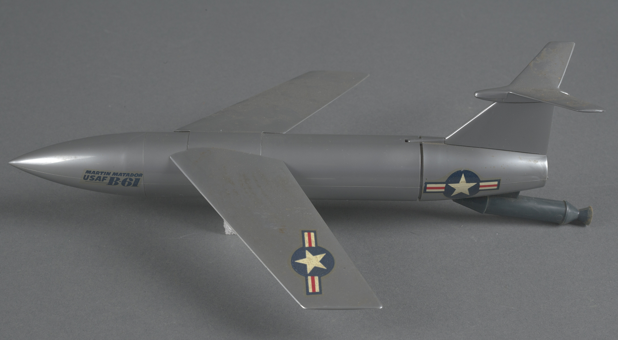 Image of : Model, Missile, Matador with Trailer