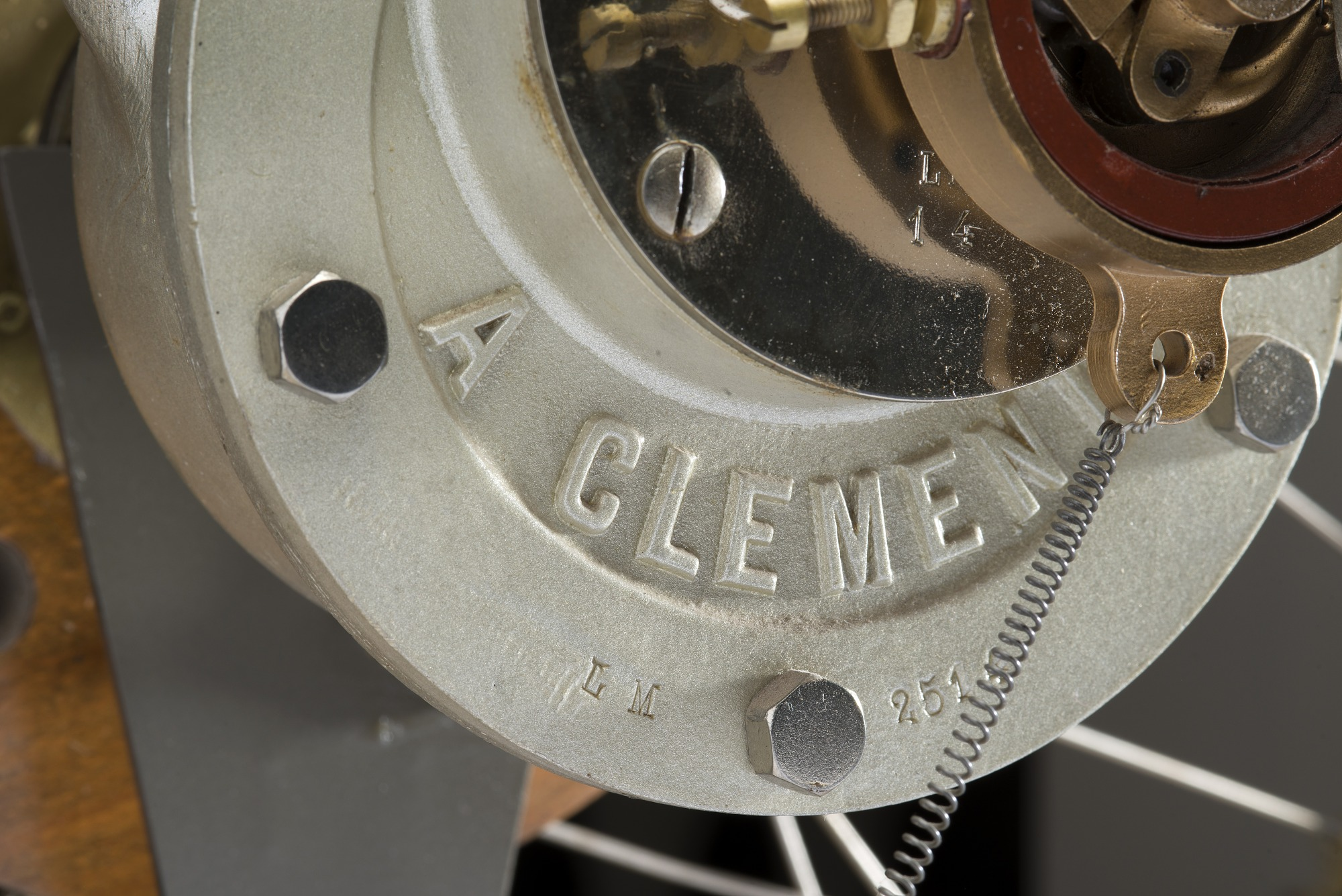 Image of : Clement V-2 Engine