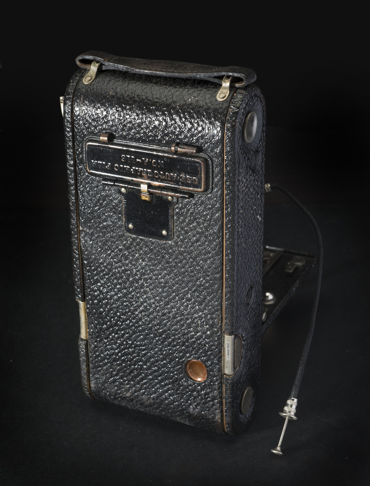 Image of : Camera, Kodak, 1A Autographic Junior, Lt. Lowell Smith