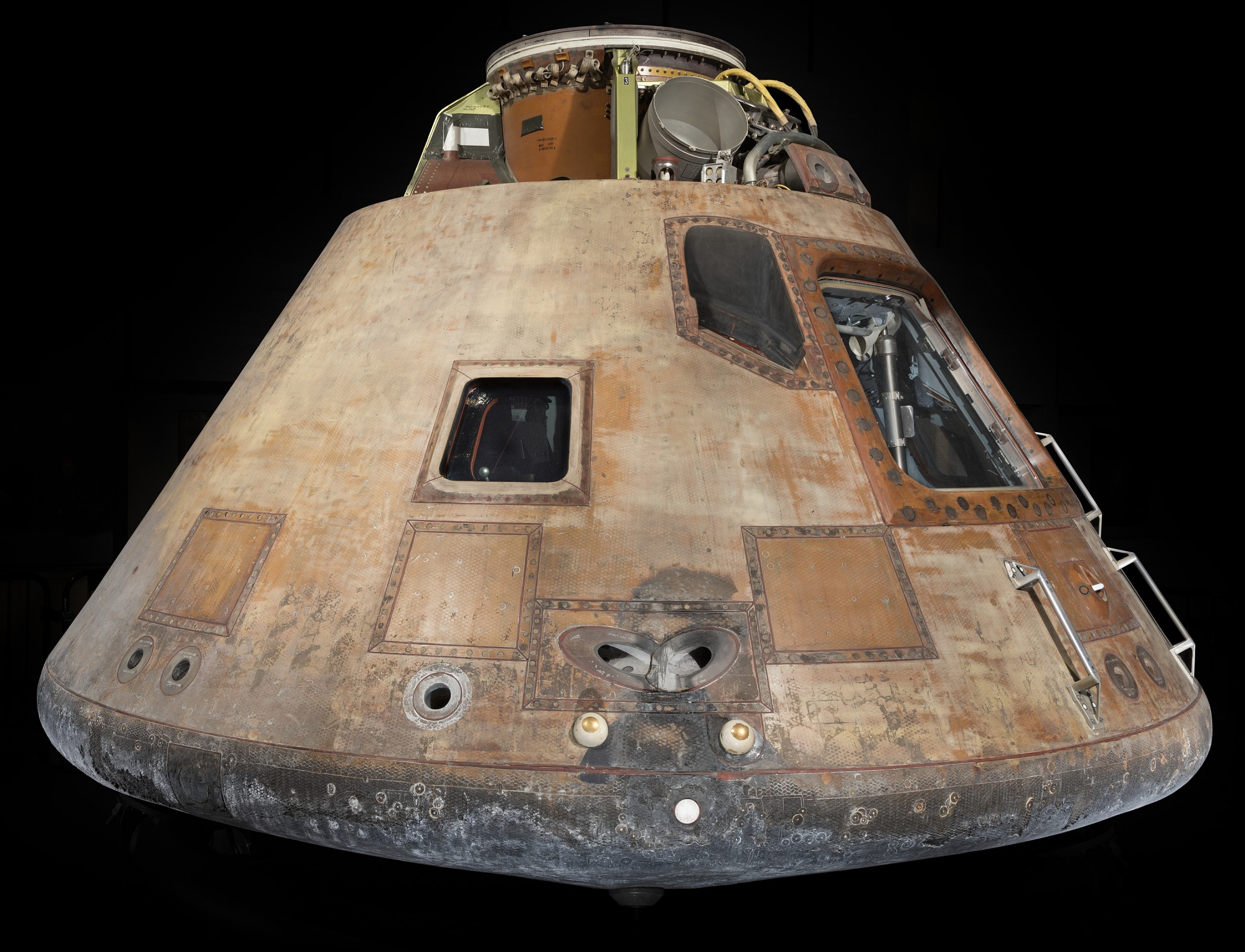 Image of : Command Module, Apollo 11
