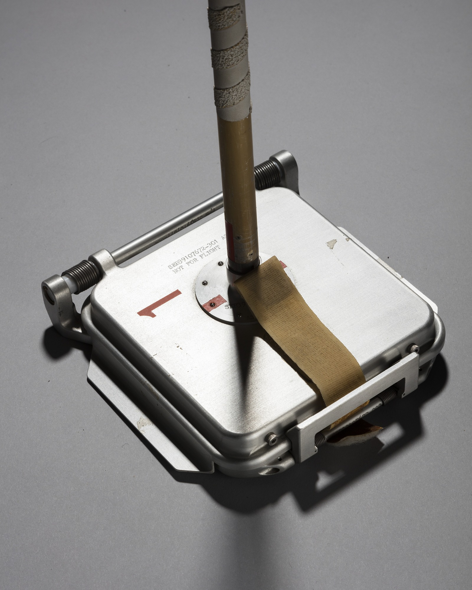 Image of : Sampling Device, Soil Contact,Training, Apollo 16
