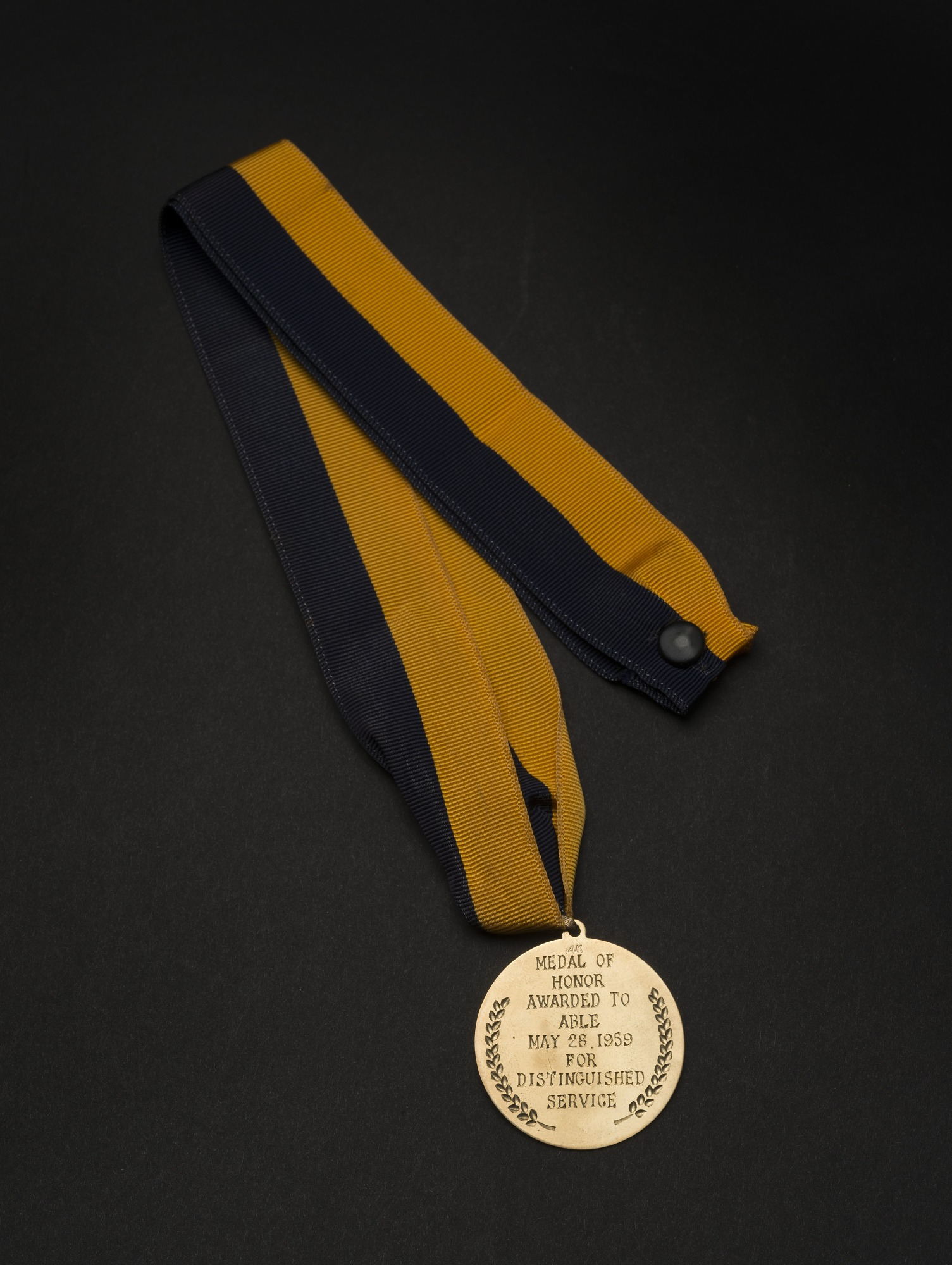 Image of : Medal, American Society for the Prevention of Cruelty to Animals