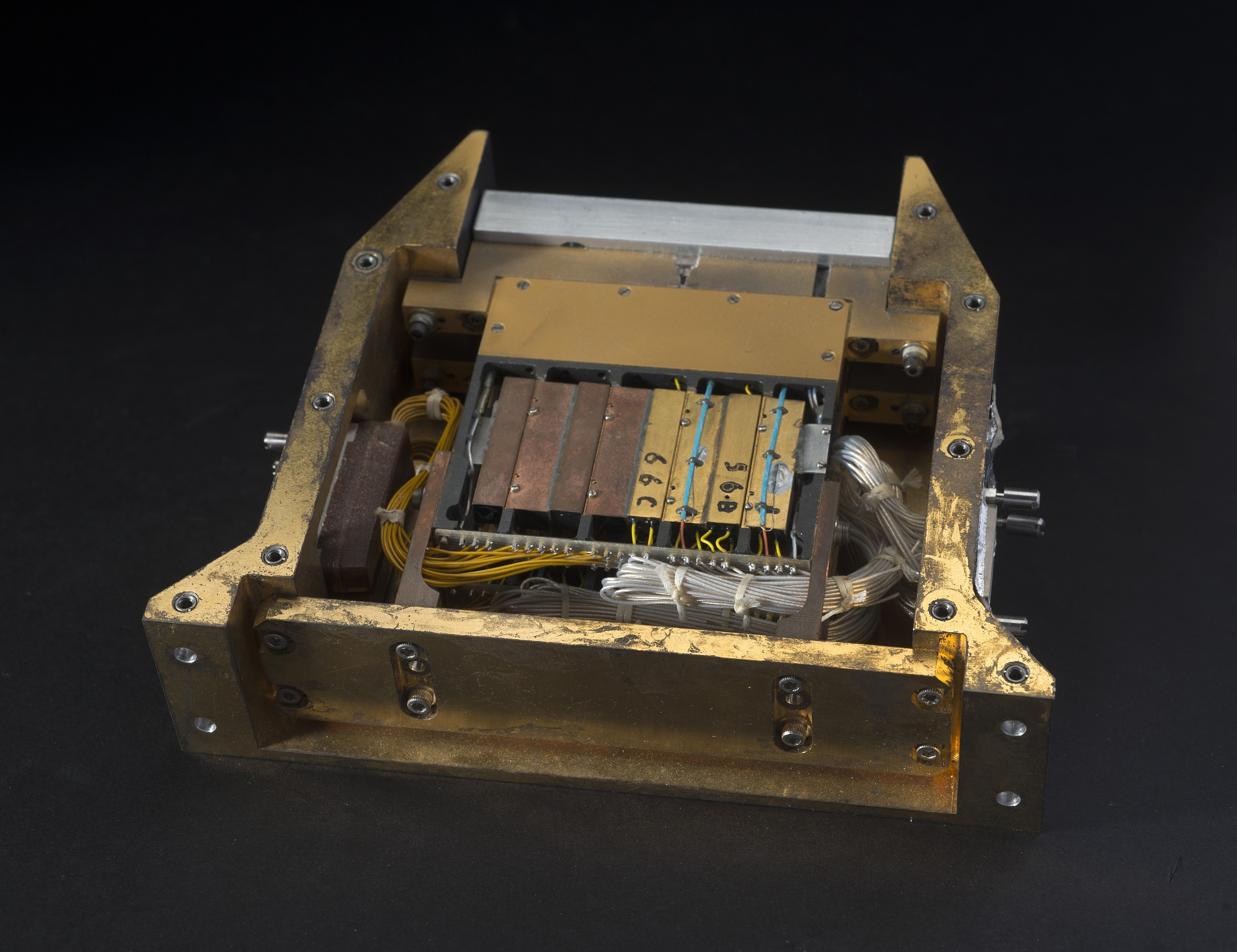 Image of : Detector, Infrared Test Module Subarray, IRAS