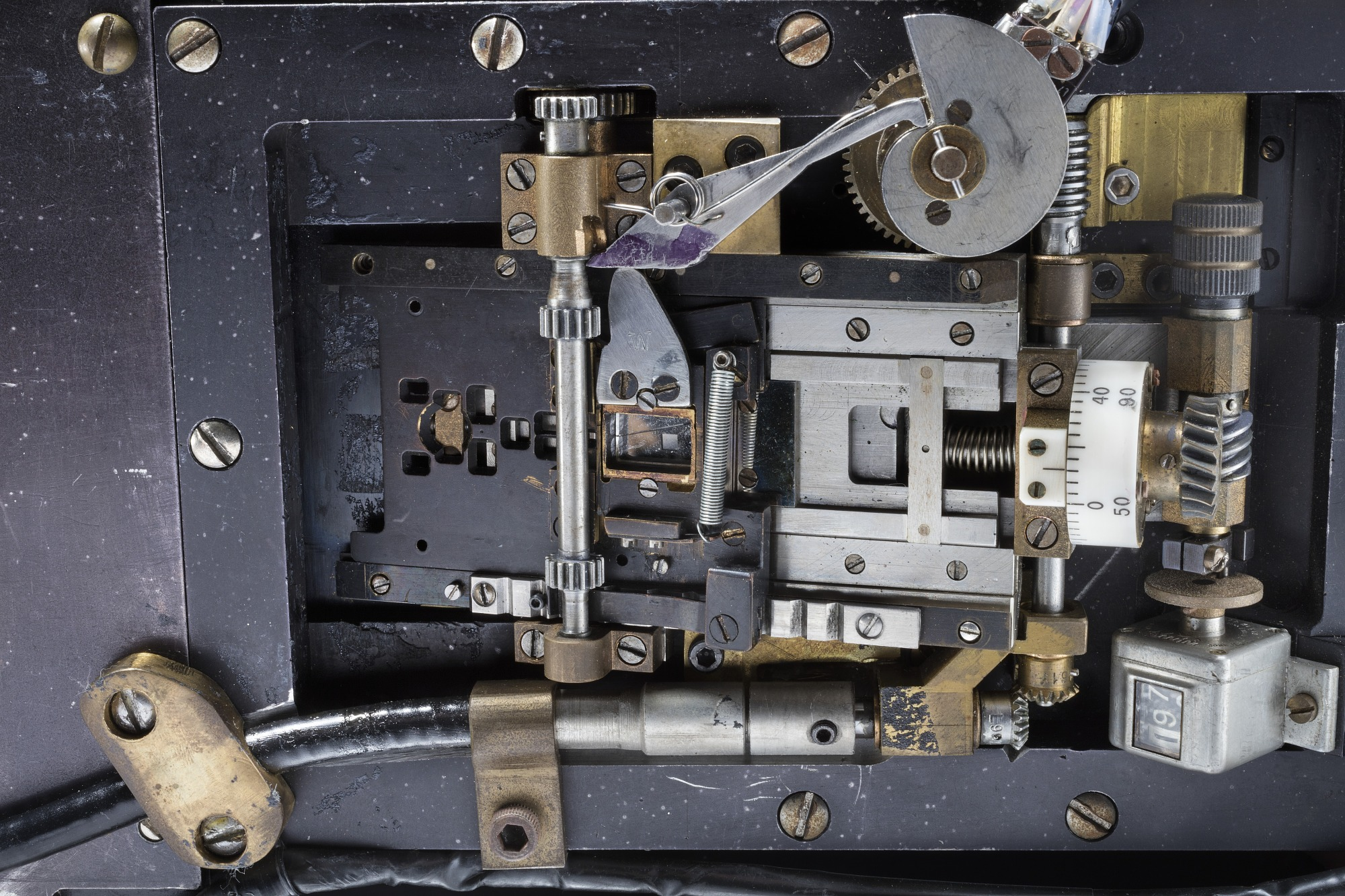 Image of : Spectrograph, Prime Focus