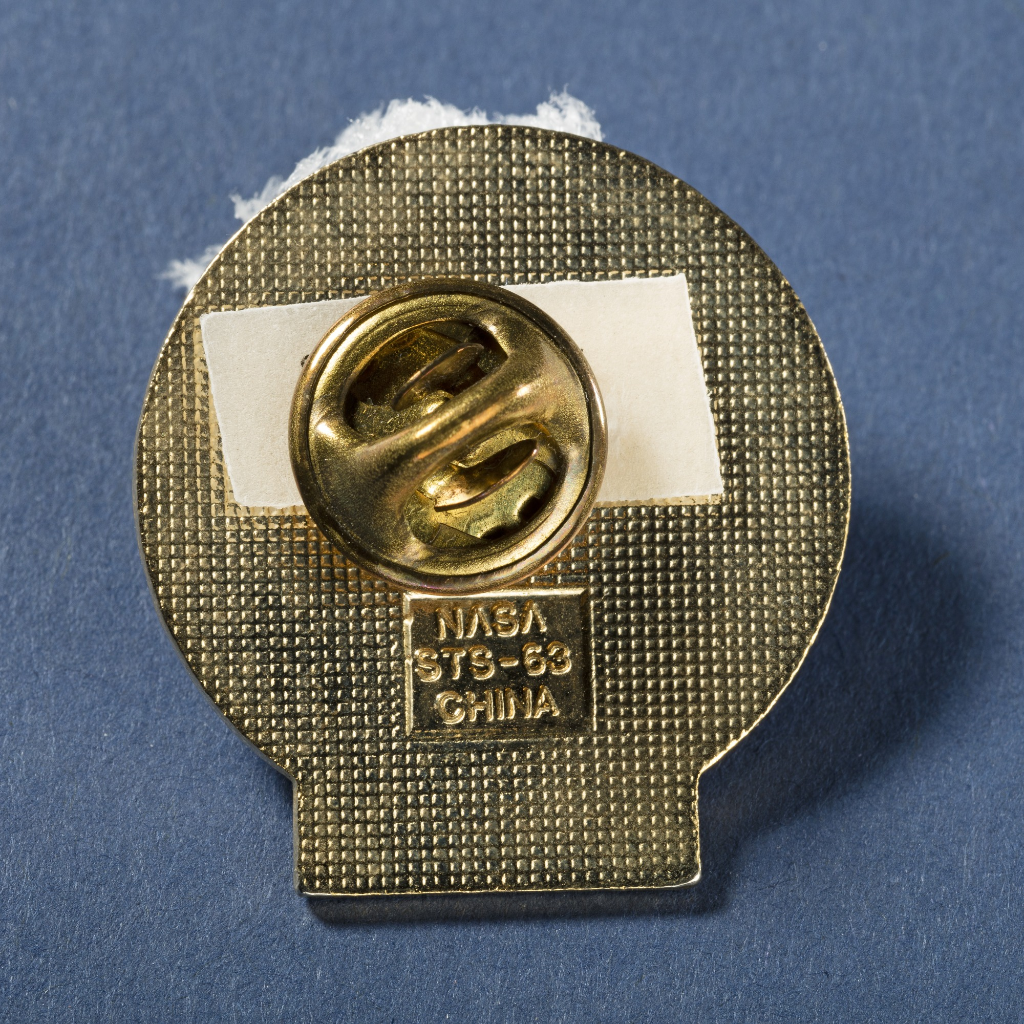 Image of : Pin, Lapel, STS-63