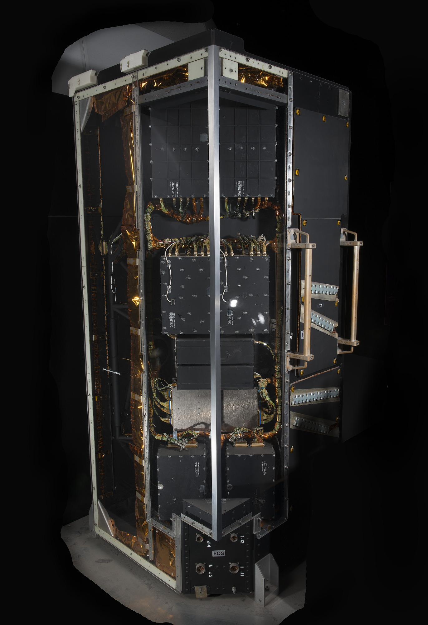 Image of : Spectrograph, Faint Object, Hubble Space Telescope (FOS)