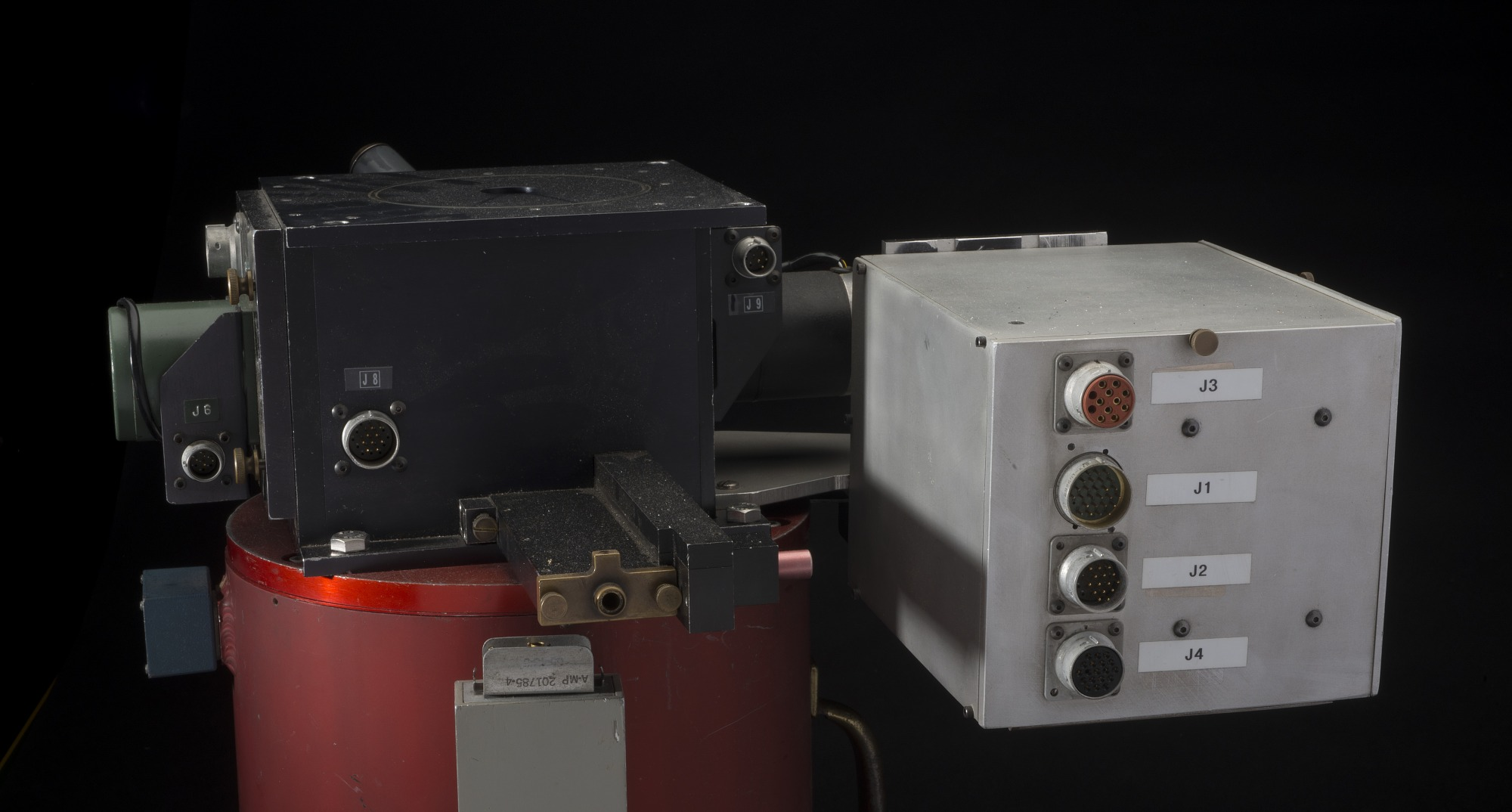 Image of : Photoelectric Photometer Head, 1.3-m Telescope, Kitt Peak Observatory