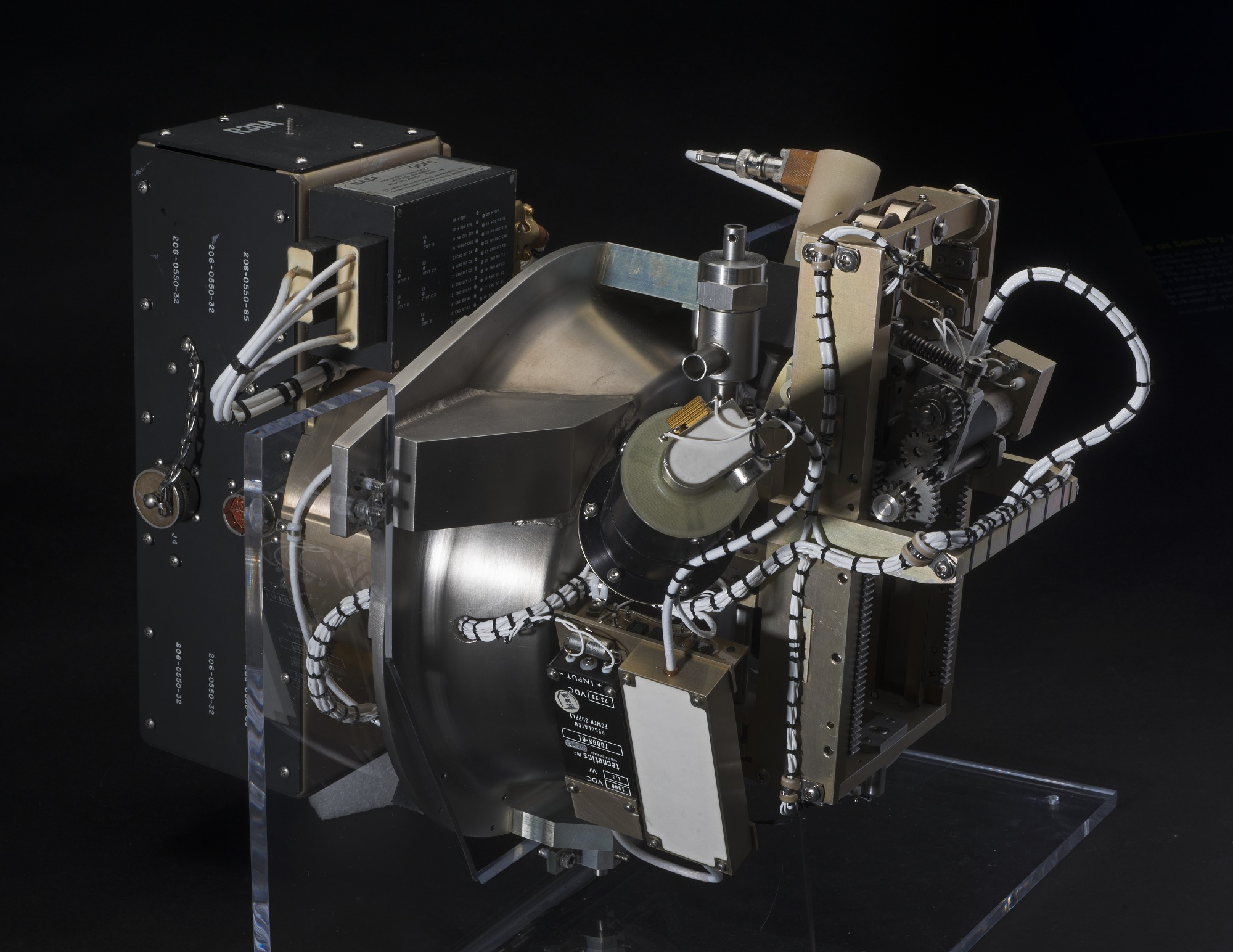 Image of : Imager, ROSAT Engineering model