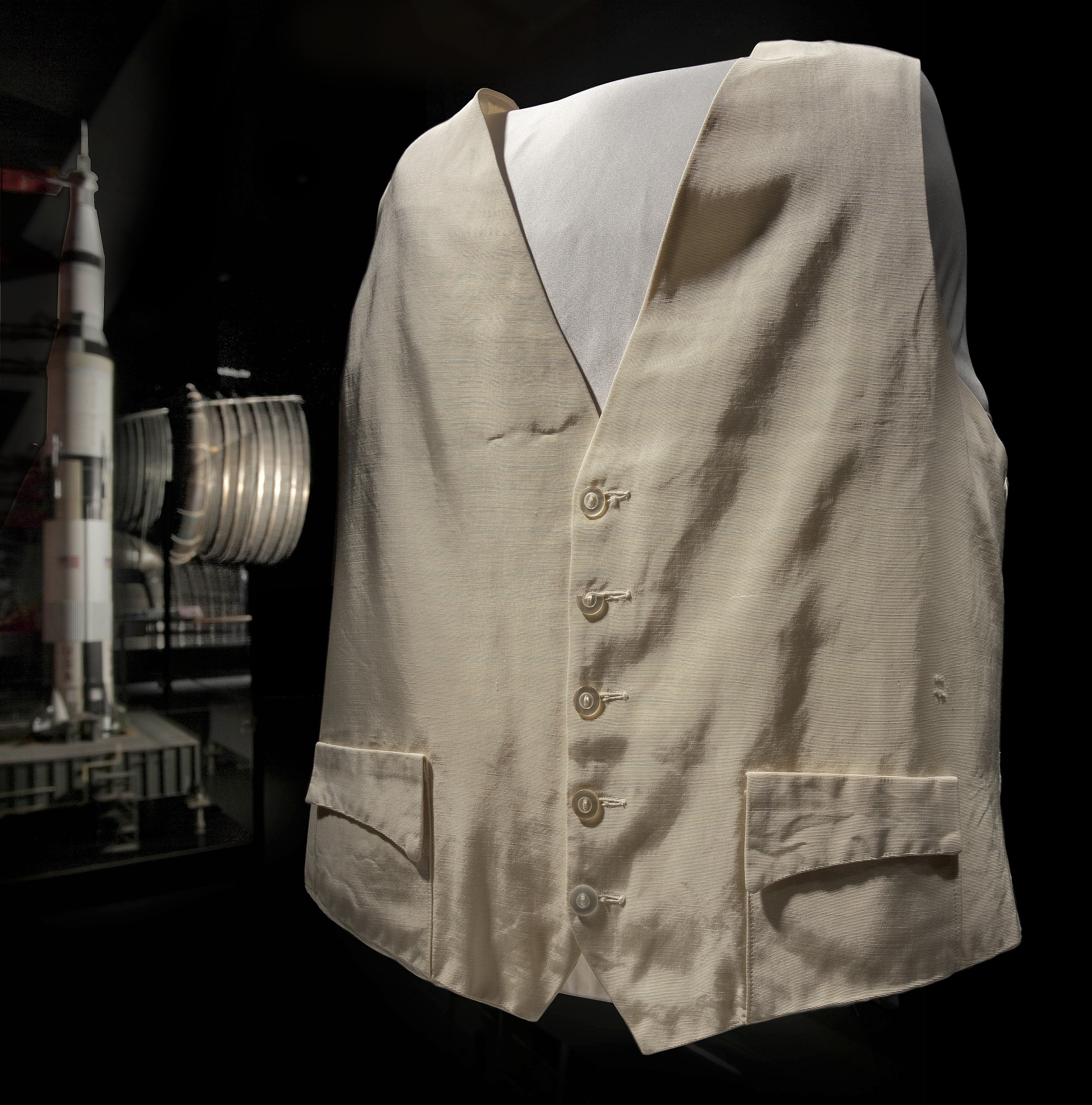 Image of : Vest, Apollo 13, Gene Kranz