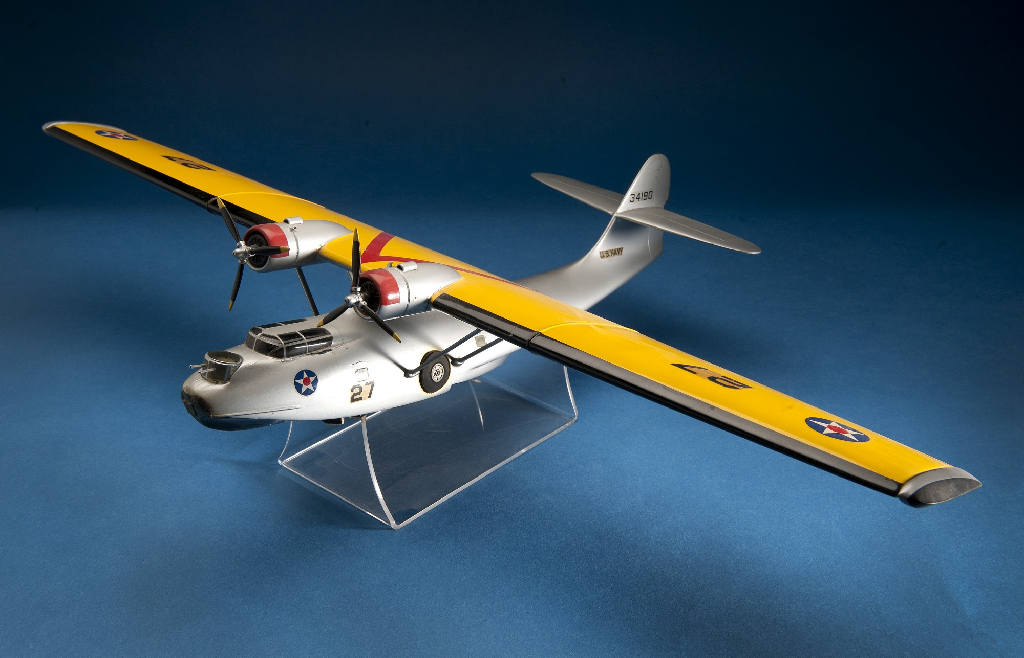 Image of : Model, Static, Consolidated PBY-5 Catalina