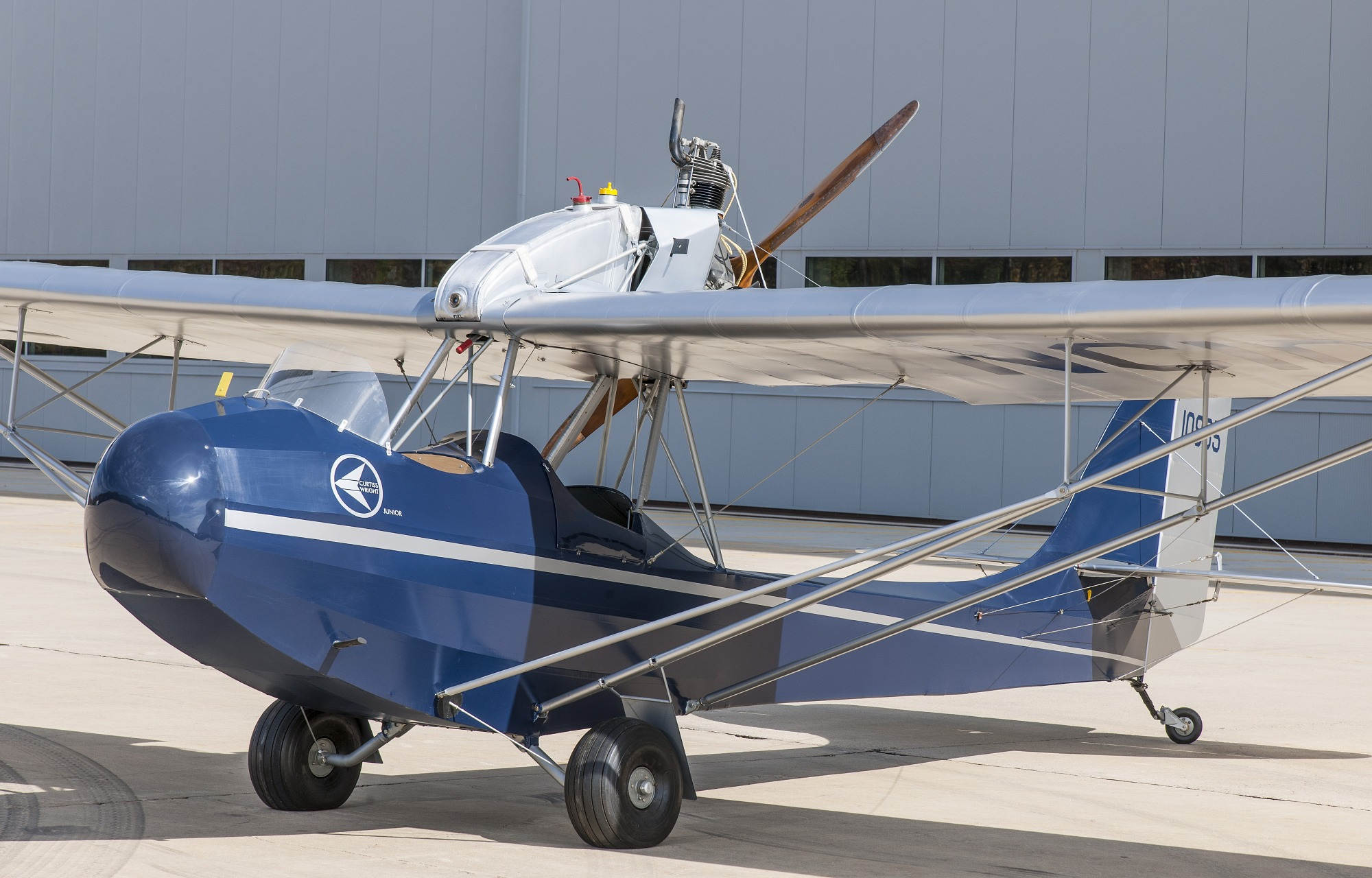 Image of : Curtiss-Wright CW-1 Junior