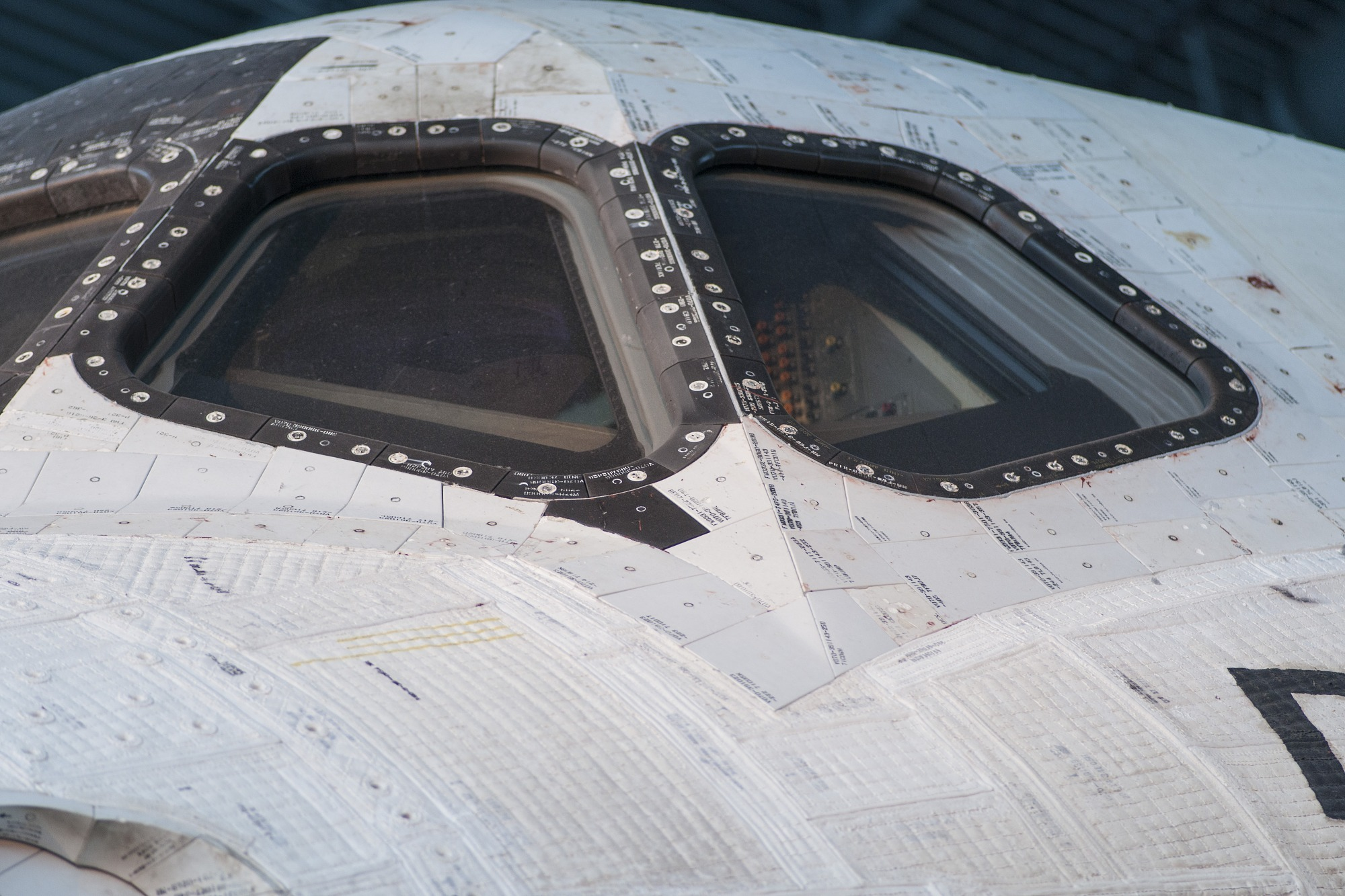 Image of : Orbiter, Space Shuttle, OV-103, Discovery
