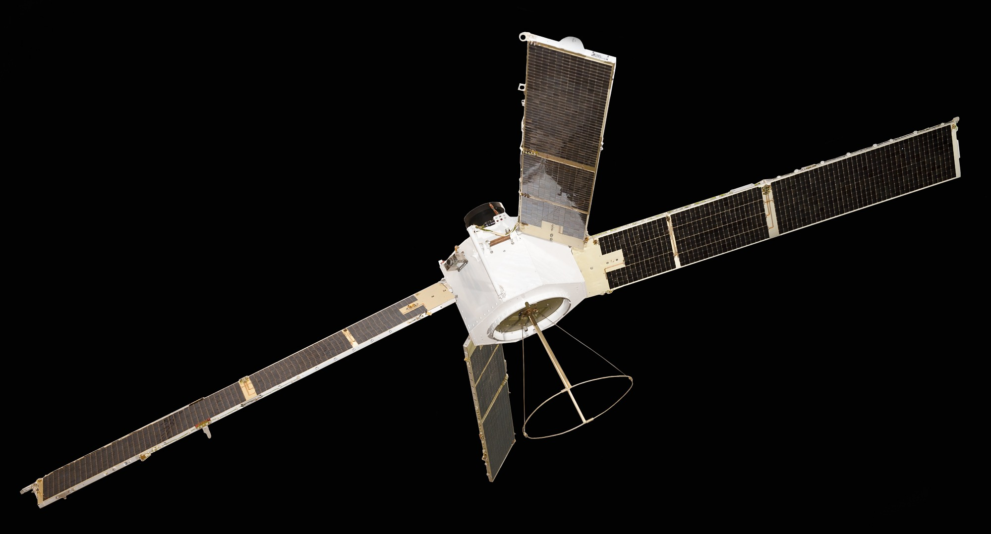 Image of : Navigational Satellite, Transit 5-A