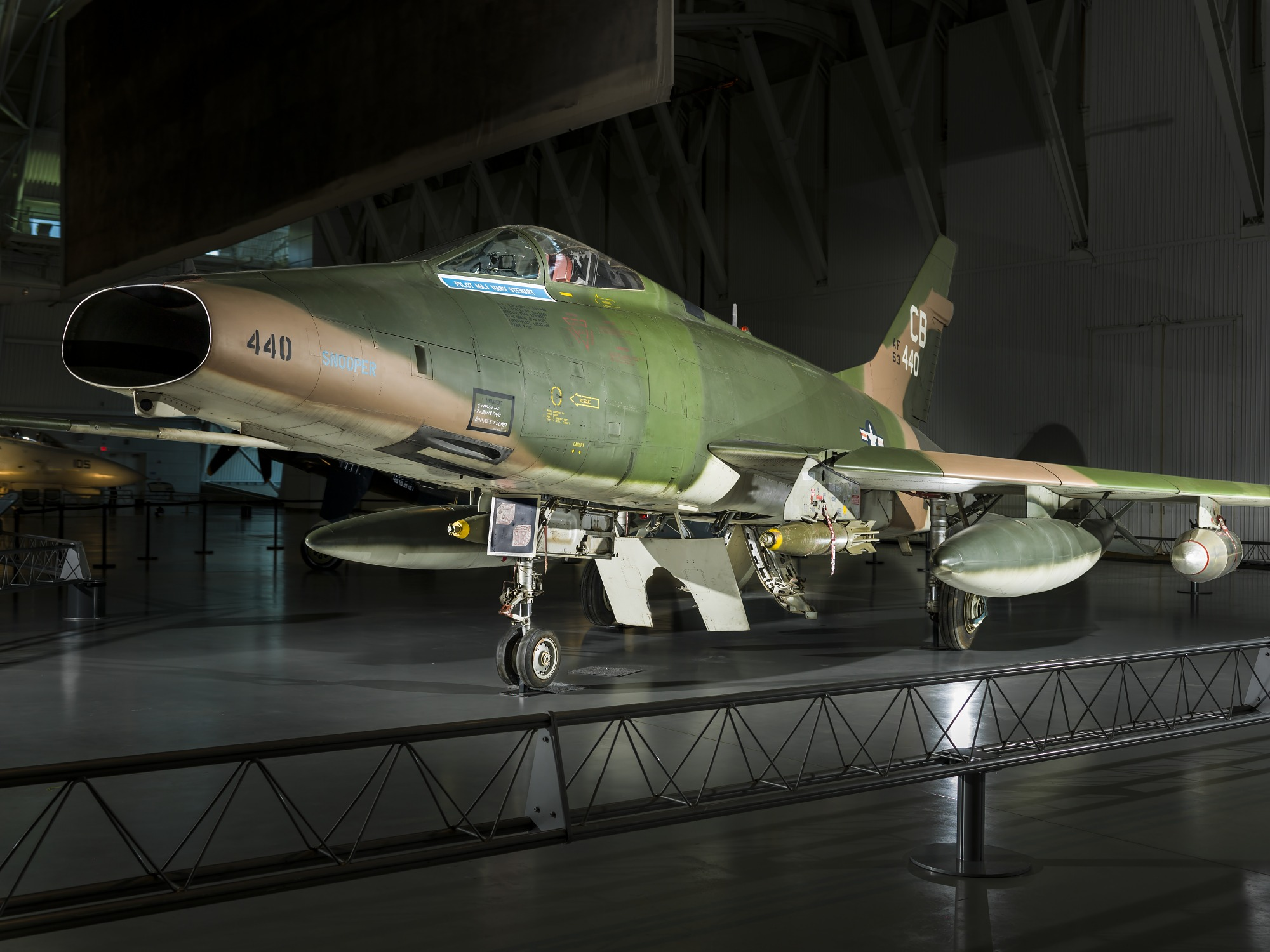 Image of : North American F-100D Super Sabre