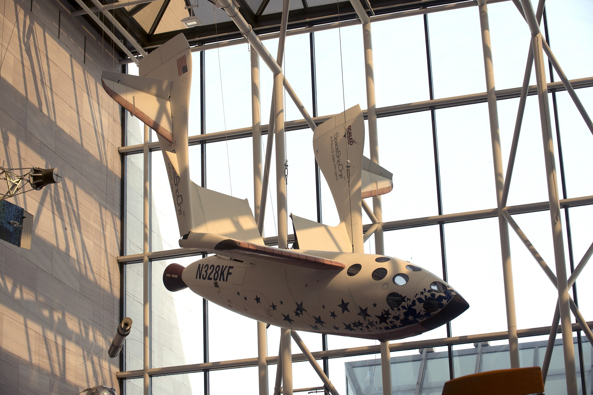 Image of : SpaceShipOne
