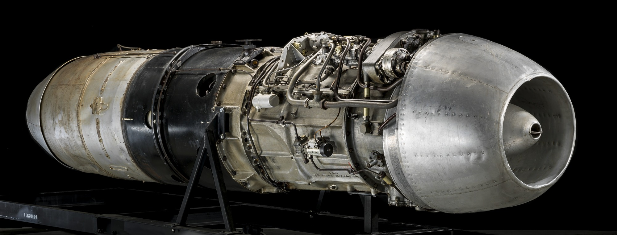 Image of : Junkers Jumo 004 B Turbojet Engine