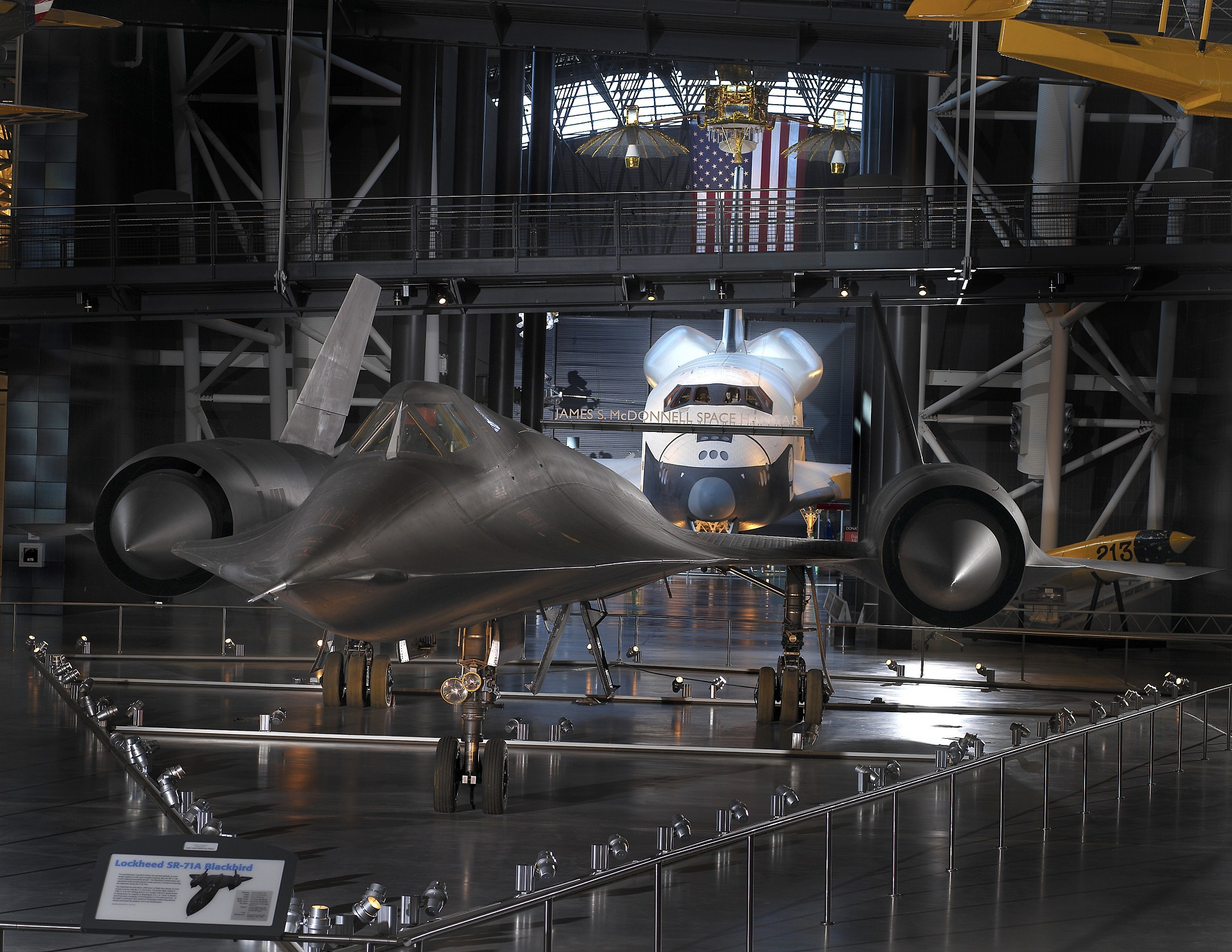 Image of : Lockheed SR-71 Blackbird