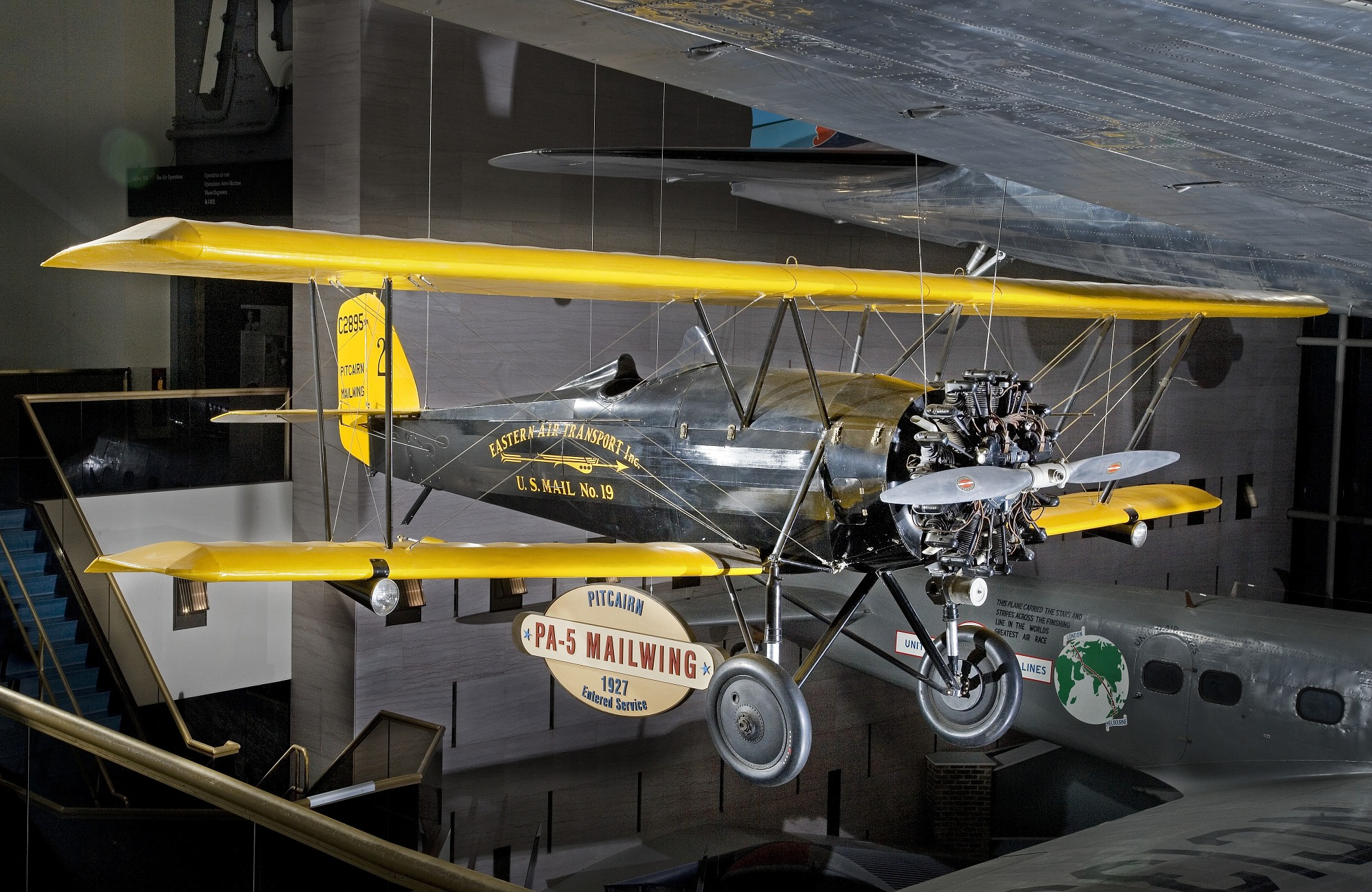 Image of : Pitcairn PA-5 Mailwing