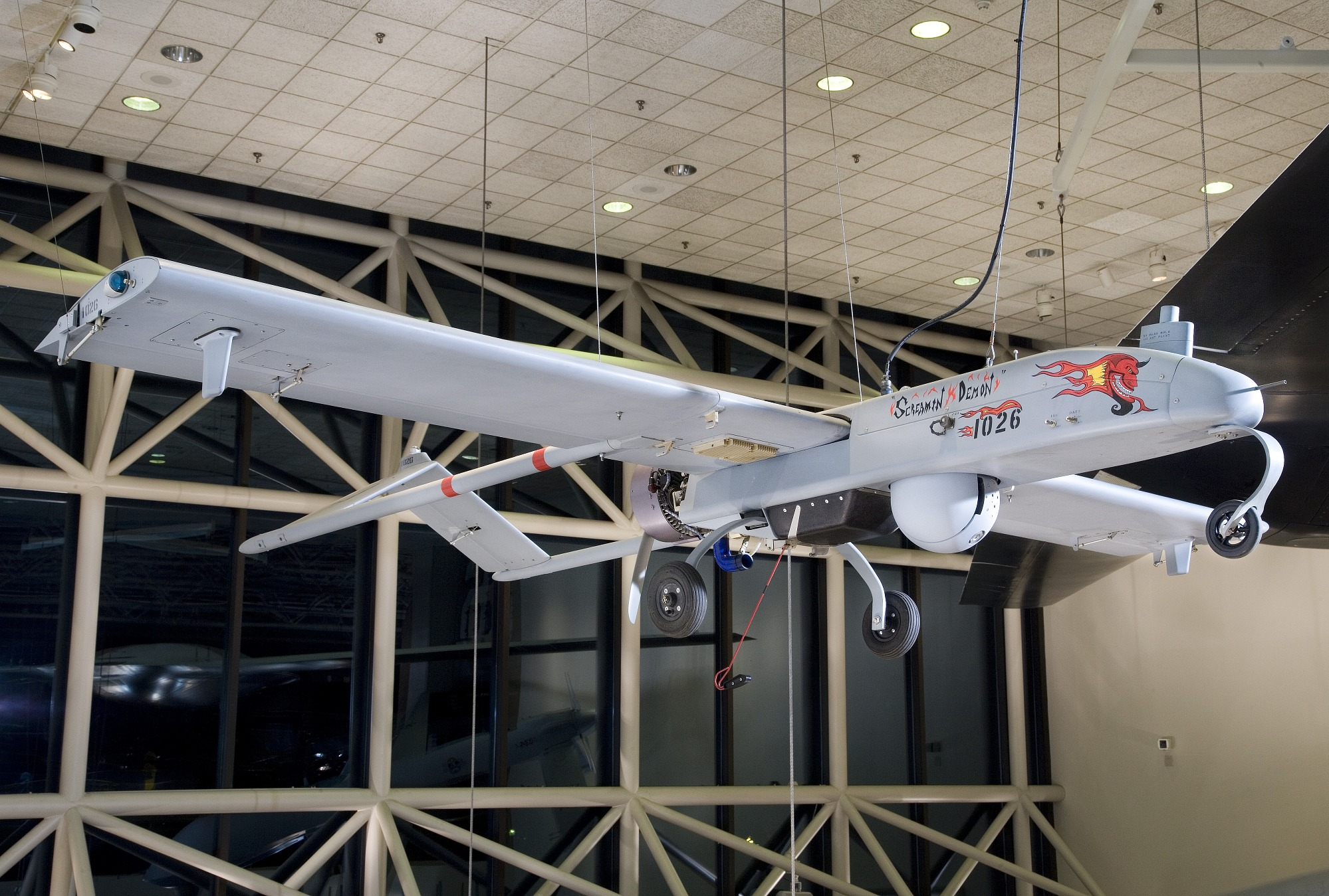 Image of : RQ-7A Shadow 200