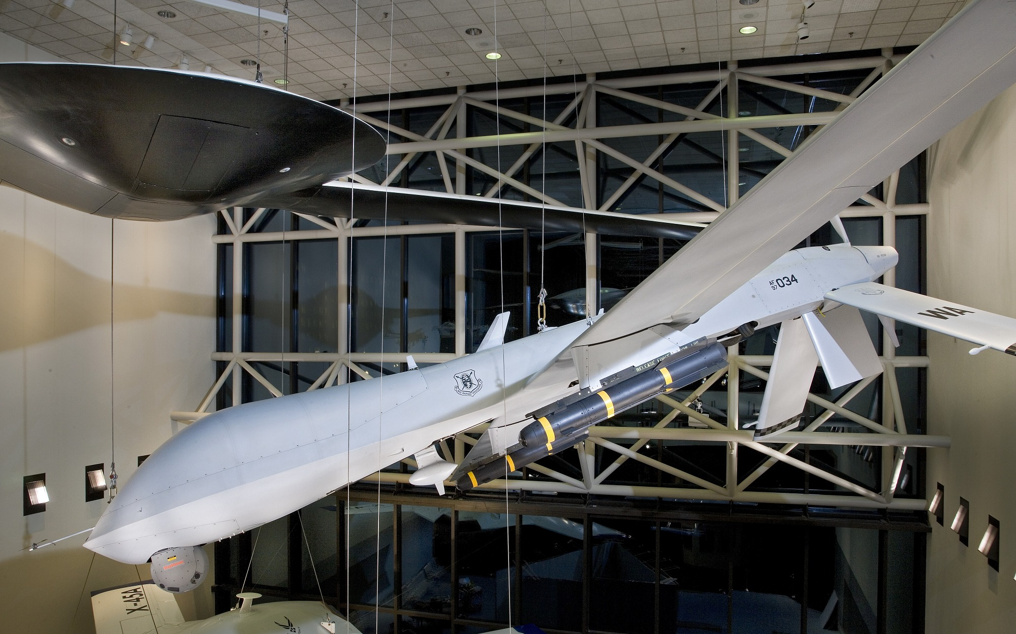 Image of : General Atomics Aeronautical Systems, Inc., MQ-1L Predator A