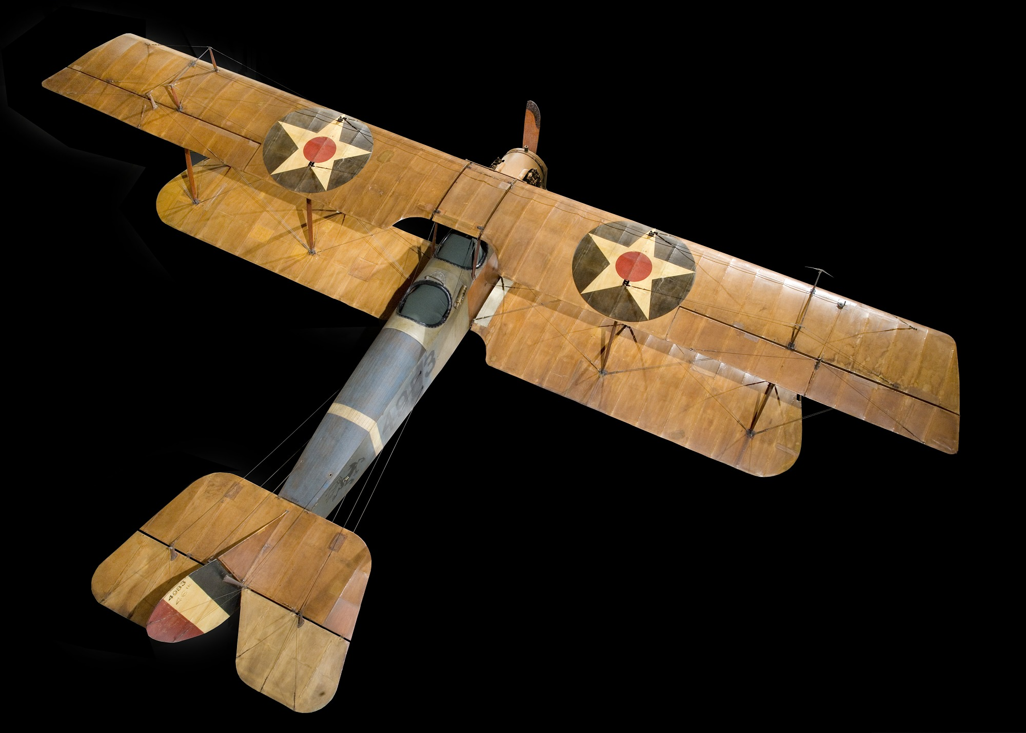 Image of : Curtiss JN-4D Jenny