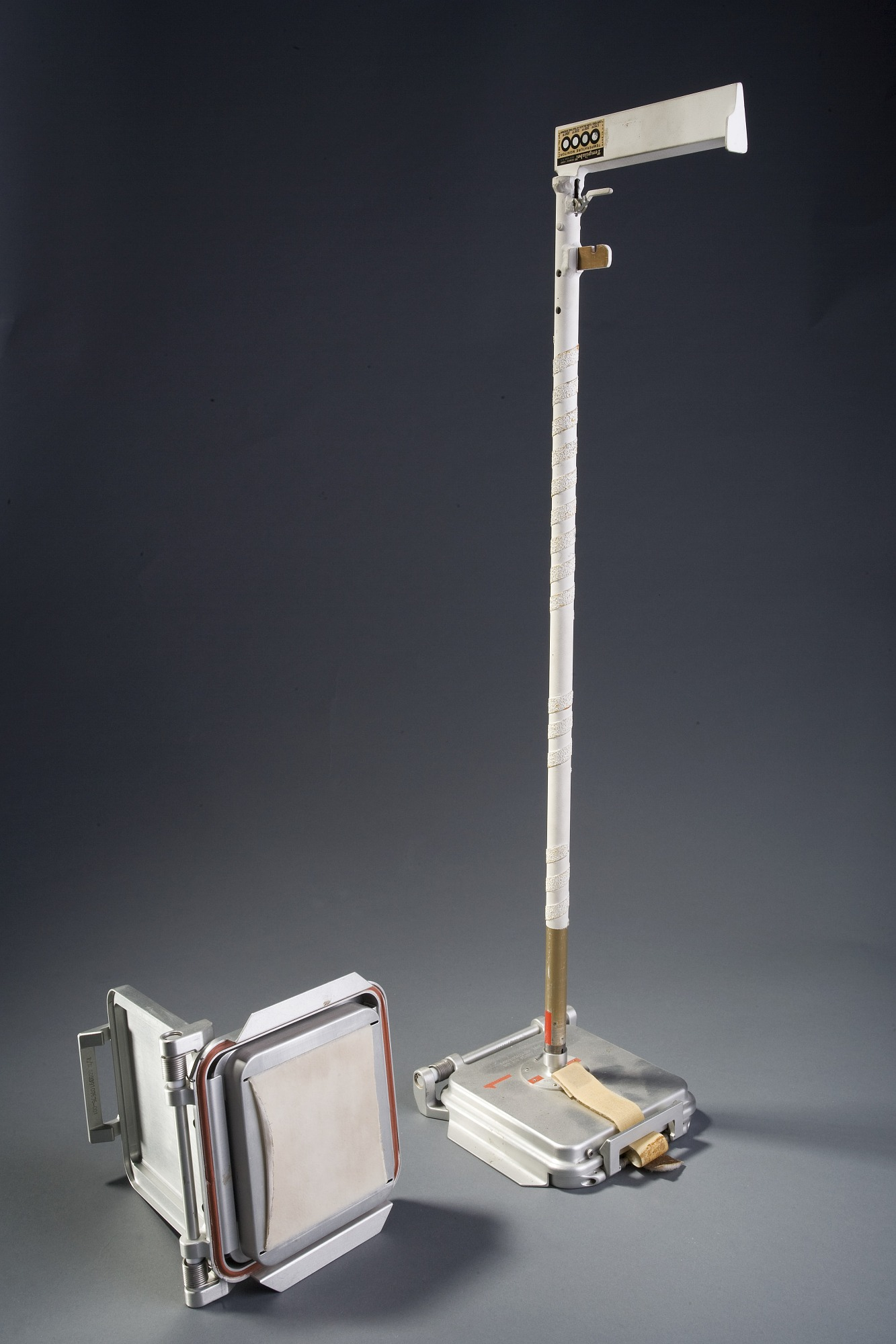 Image of : Sampling Device, Soil Contact, Training, Apollo 16