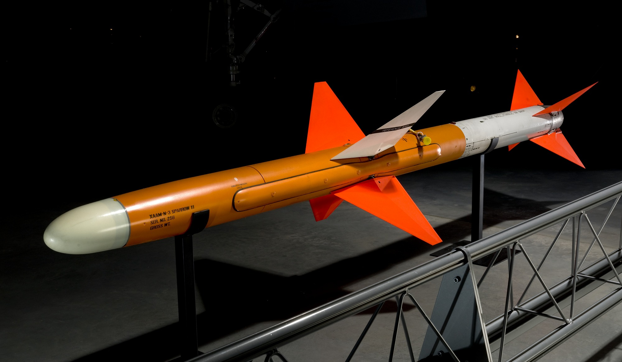 Image of : Missile, Air-to-Air, Sparrow 2