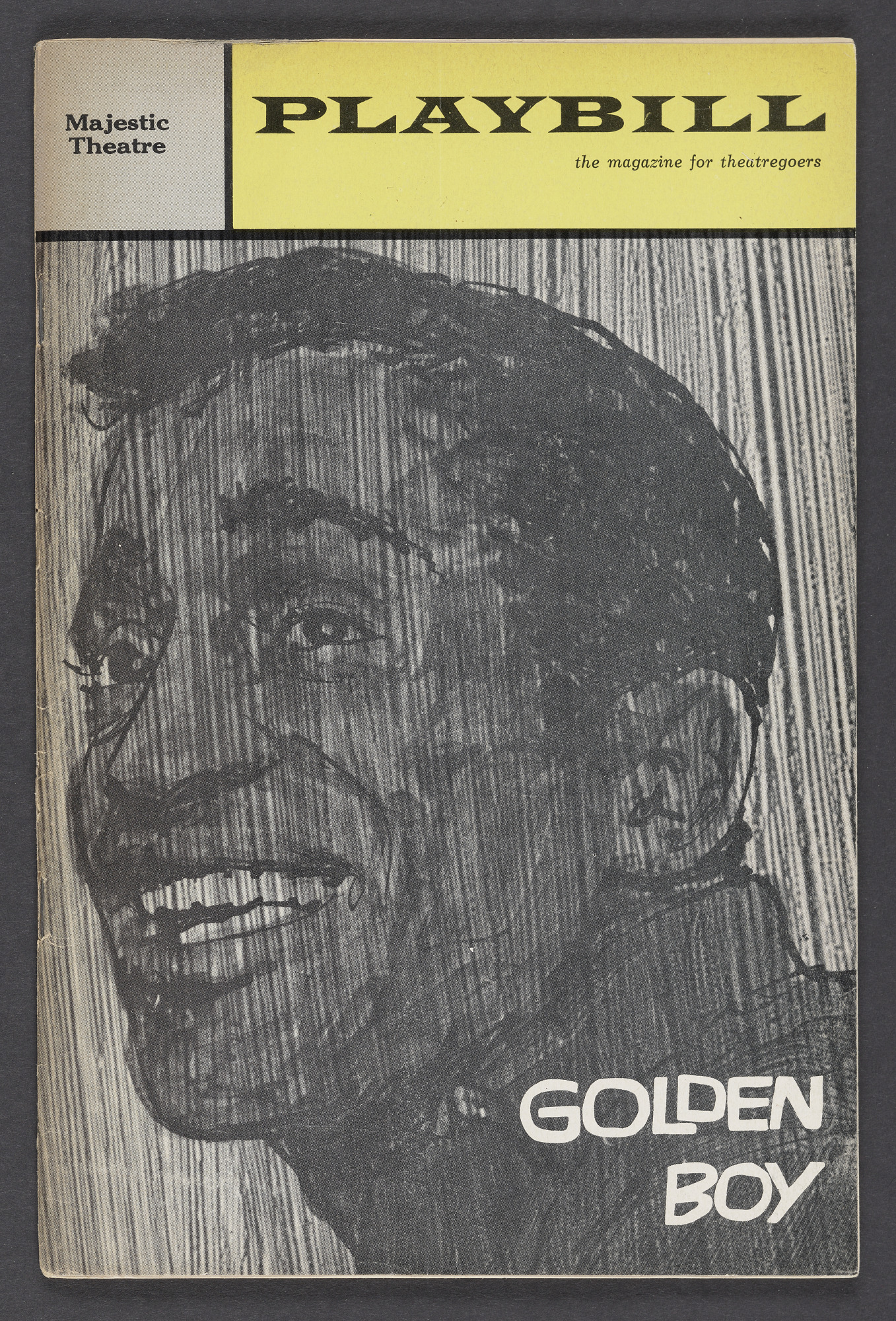 Image for Playbill for Golden Boy