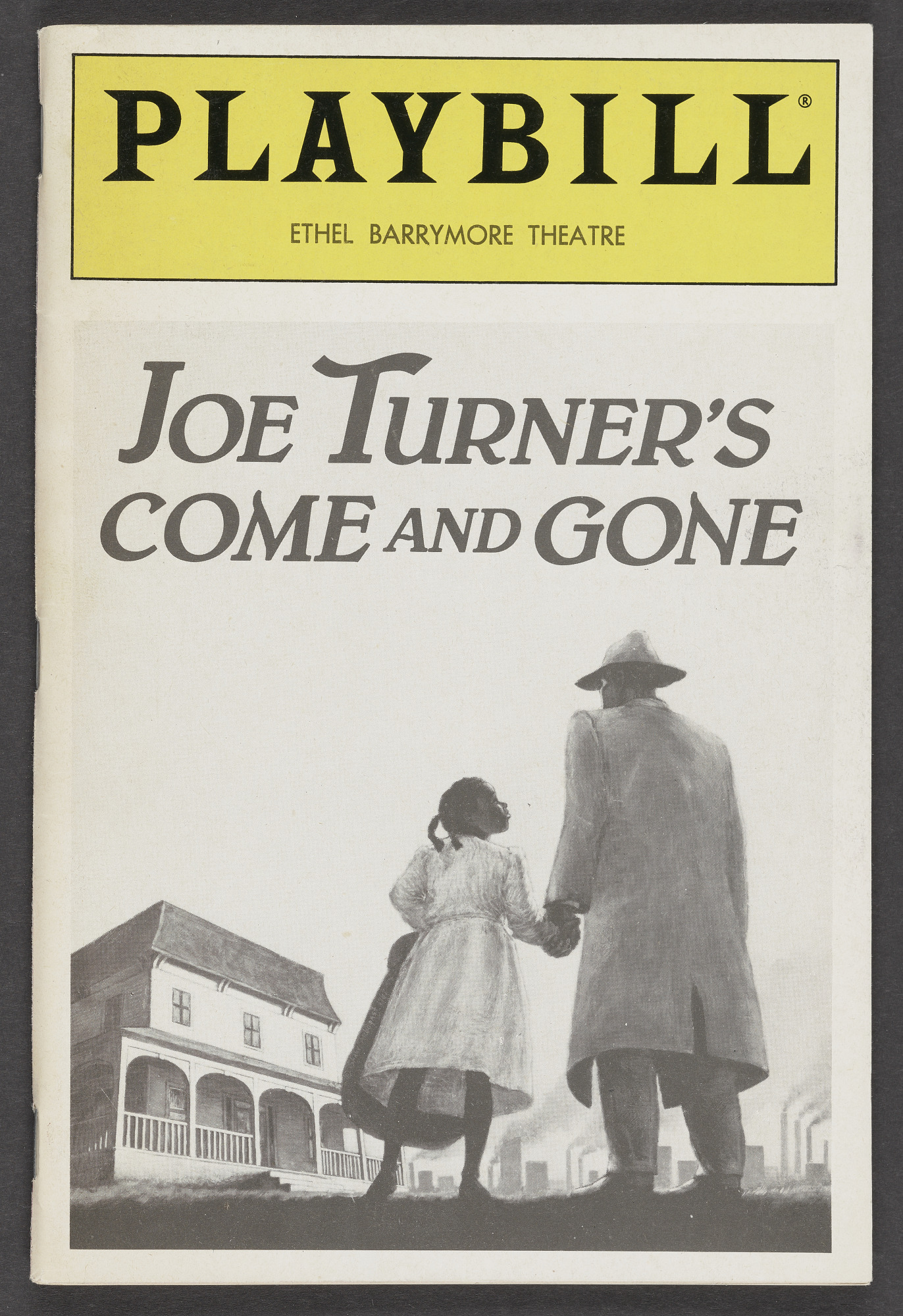 Image for Playbill for Joe Turner's Come and Gone
