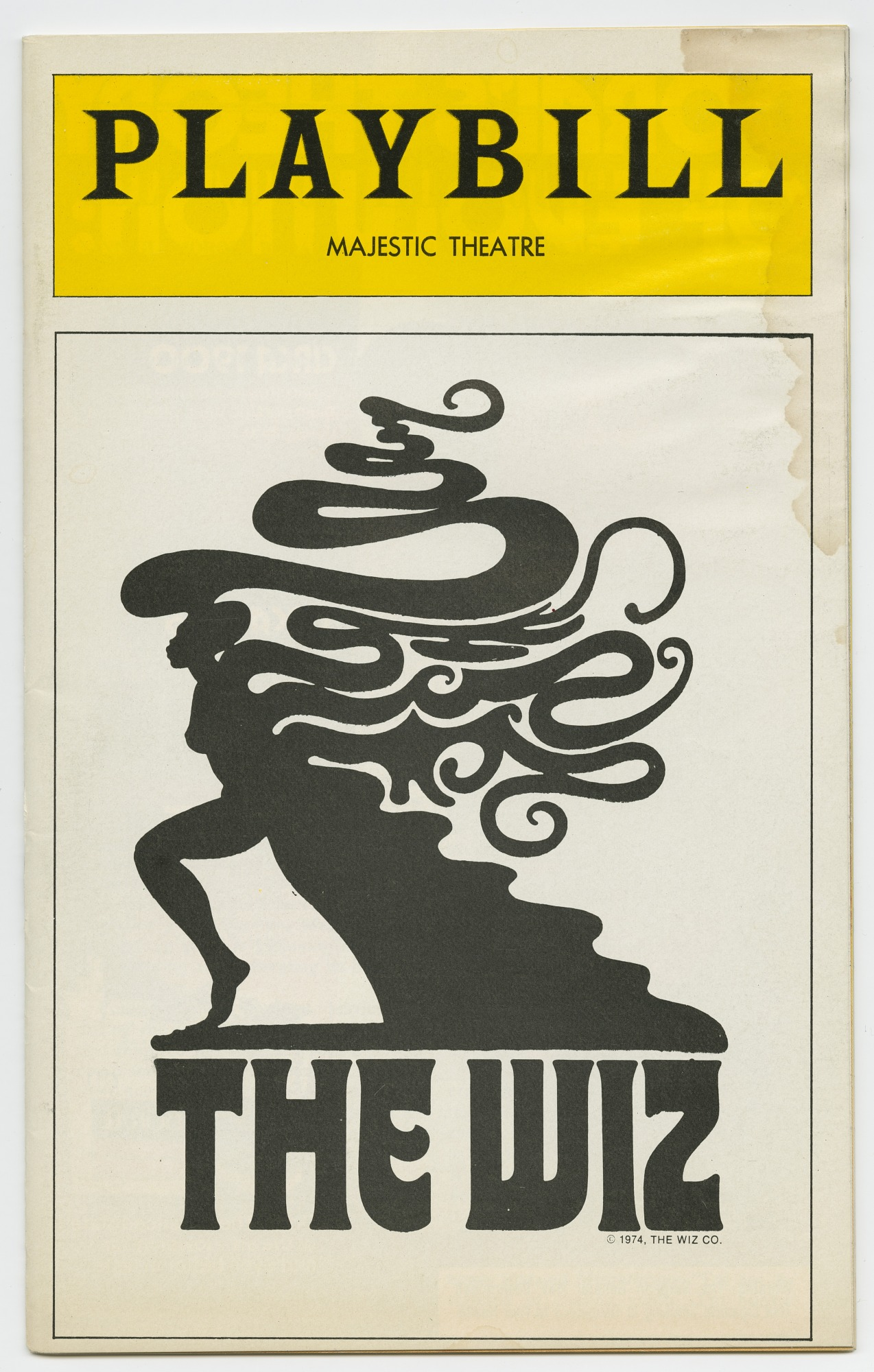 Image for Playbill for The Wiz