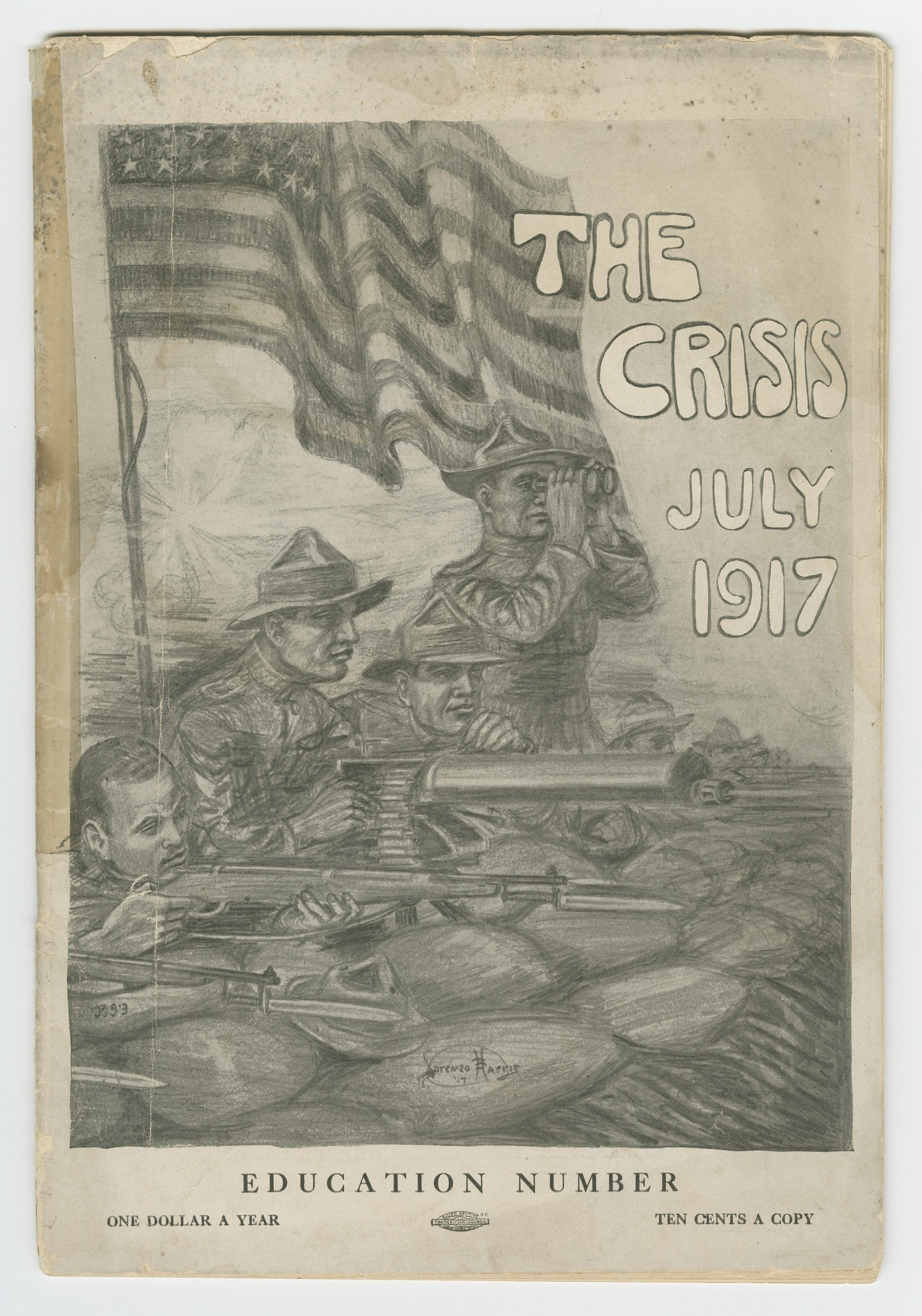 Image for The Crisis Vol. 14 No. 3