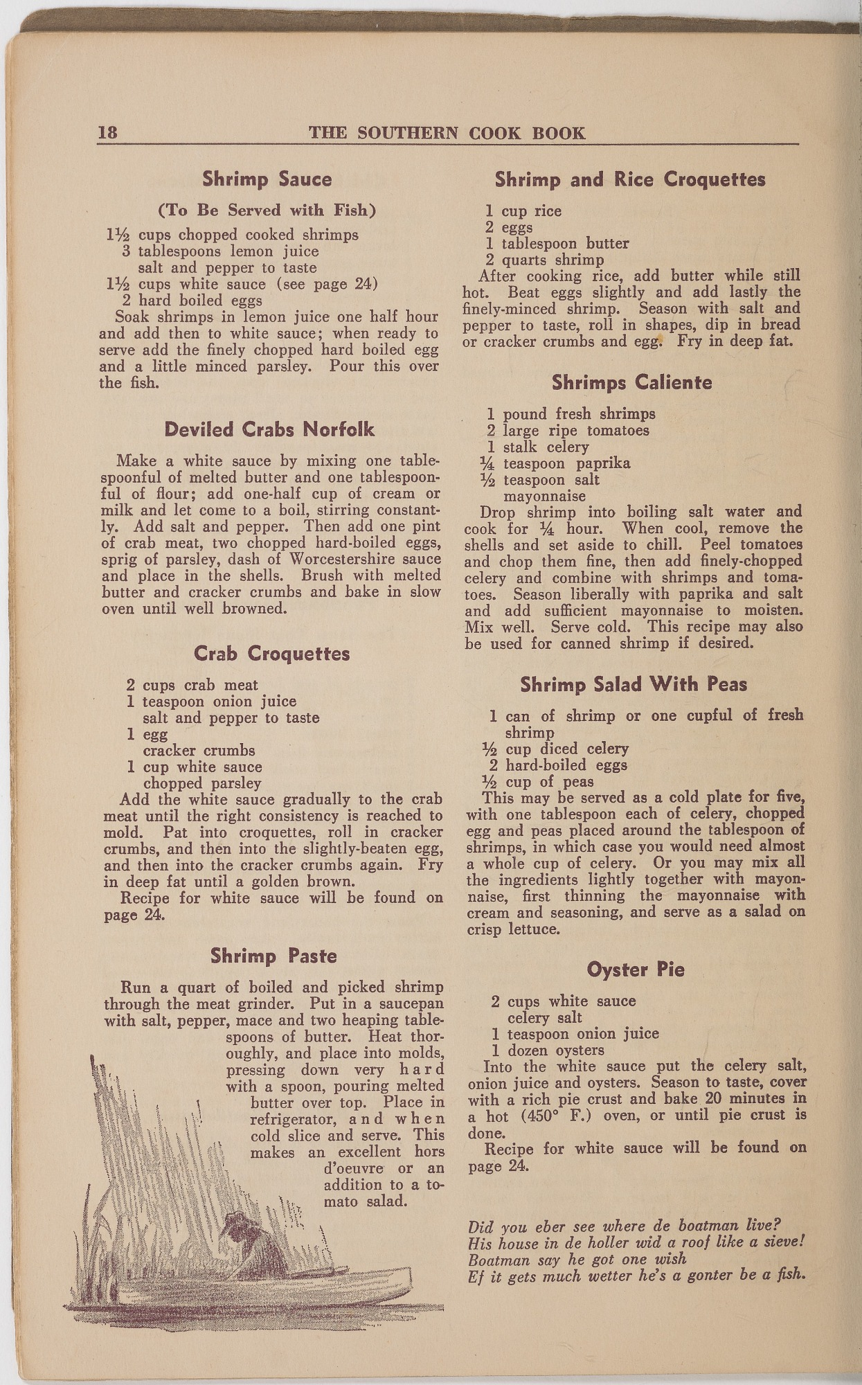 View <I>Southern Cook Book of Fine Old Dixie Recipes</I> digital asset number 20