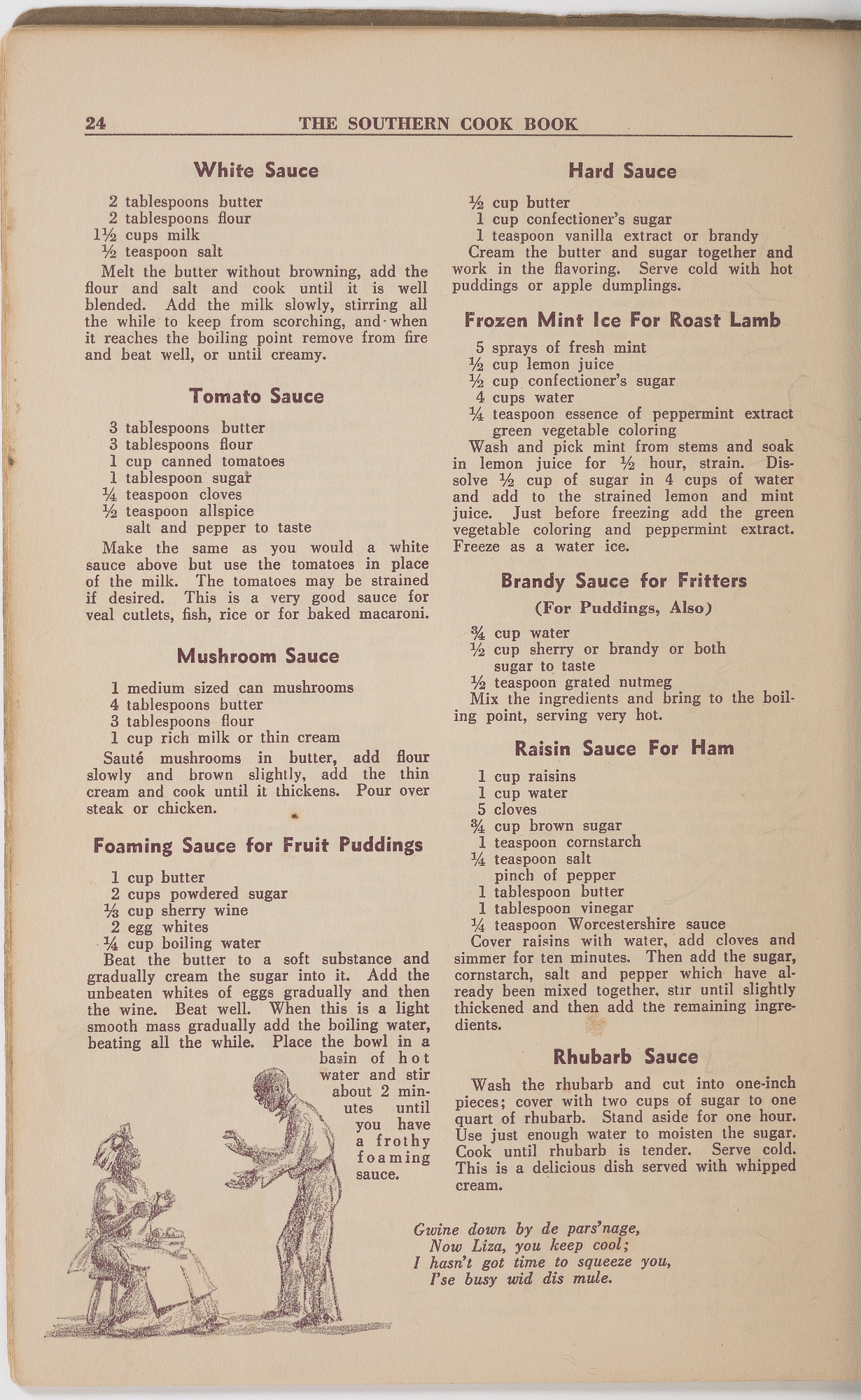 View <I>Southern Cook Book of Fine Old Dixie Recipes</I> digital asset number 26