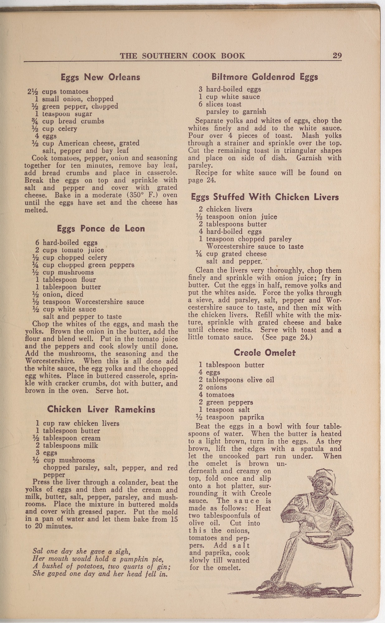 View <I>Southern Cook Book of Fine Old Dixie Recipes</I> digital asset number 31